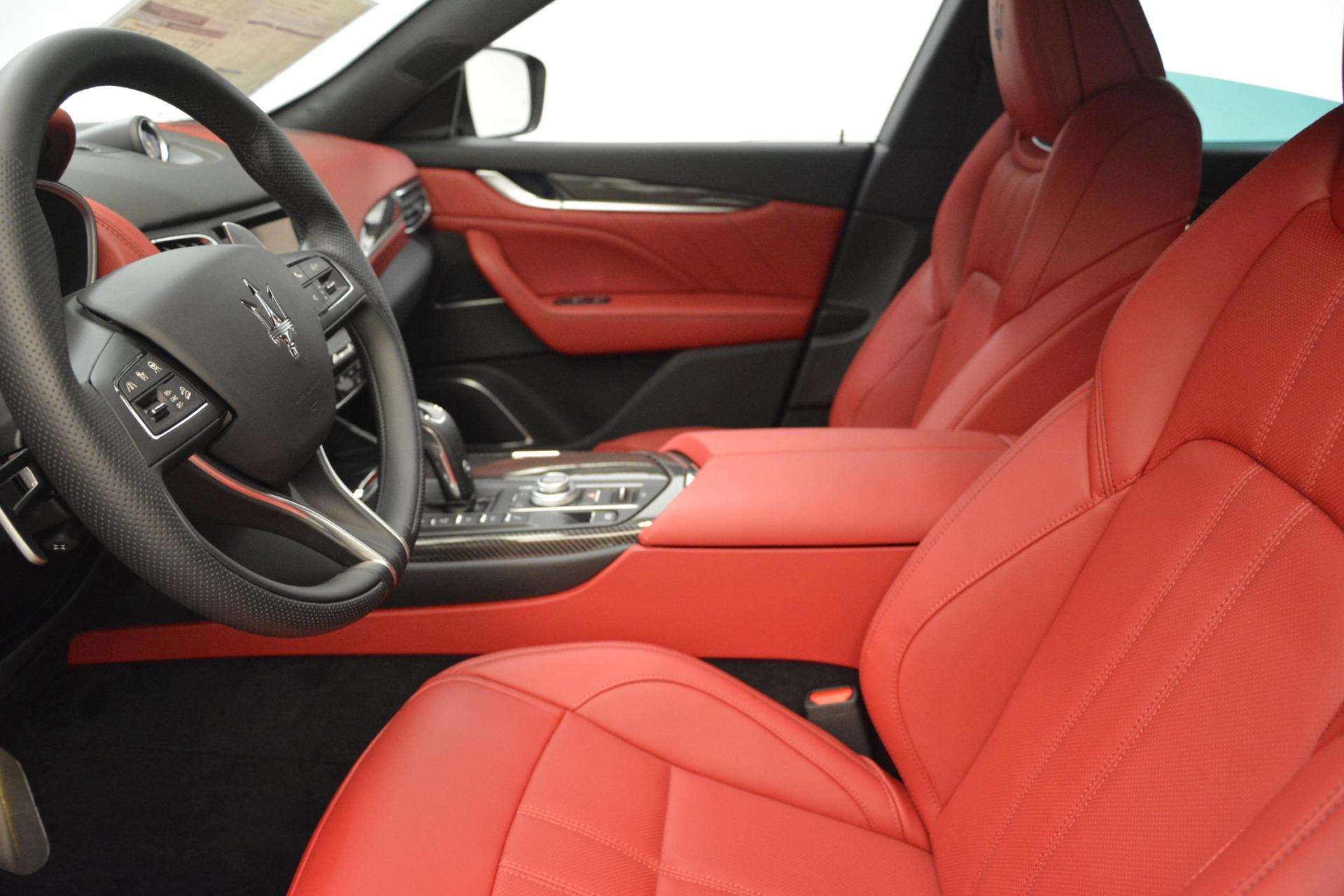 New 2019 Maserati Levante S Q4 GranSport For Sale In Greenwich, CT. Alfa Romeo of Greenwich, M2209 2679_p14