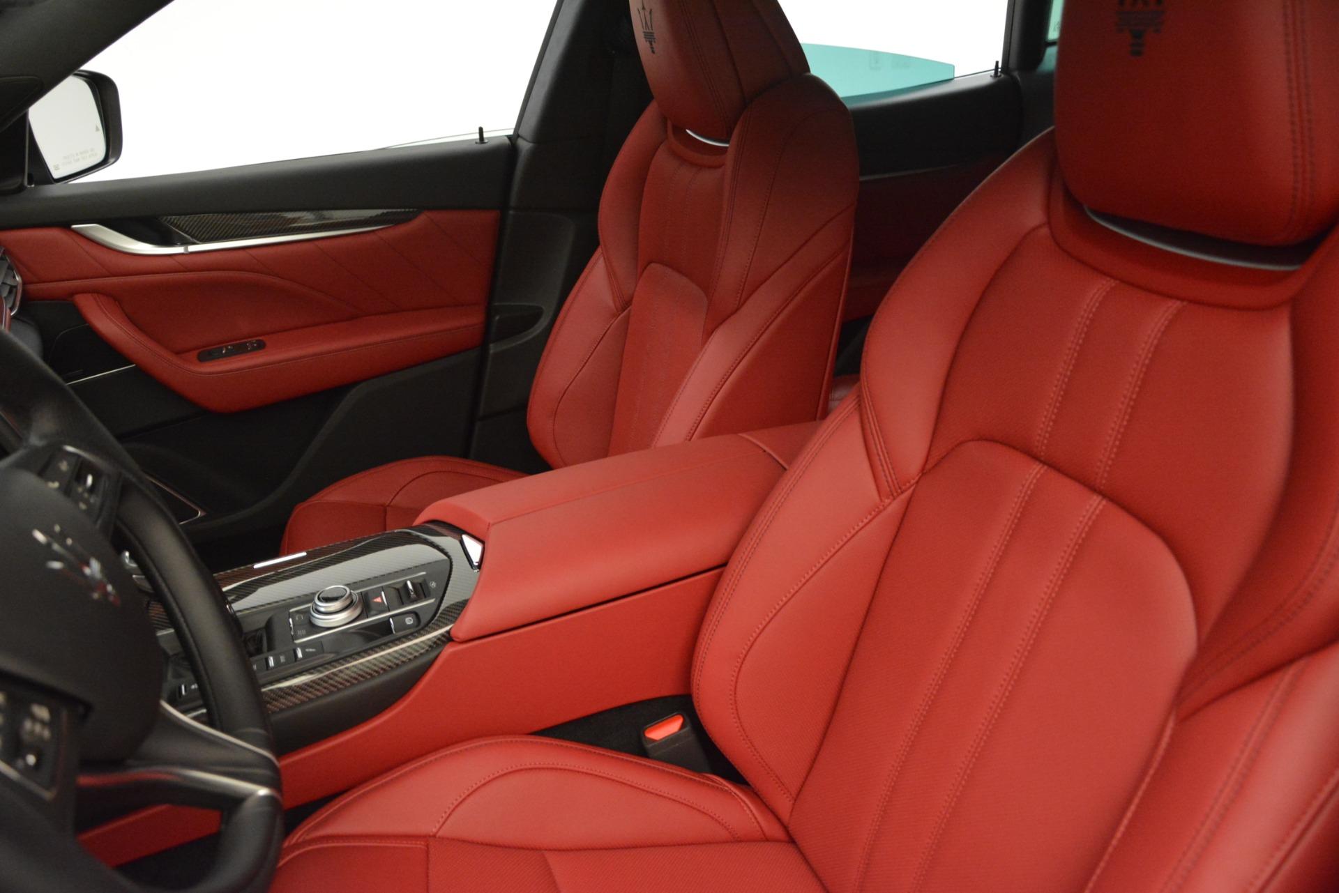 New 2019 Maserati Levante S Q4 GranSport For Sale In Greenwich, CT. Alfa Romeo of Greenwich, M2209 2679_p15