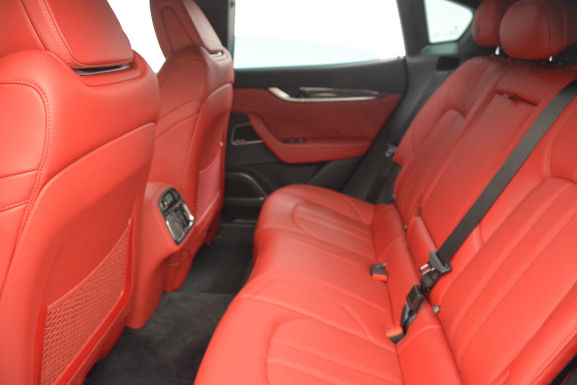 New 2019 Maserati Levante S Q4 GranSport For Sale In Greenwich, CT. Alfa Romeo of Greenwich, M2209 2679_p18