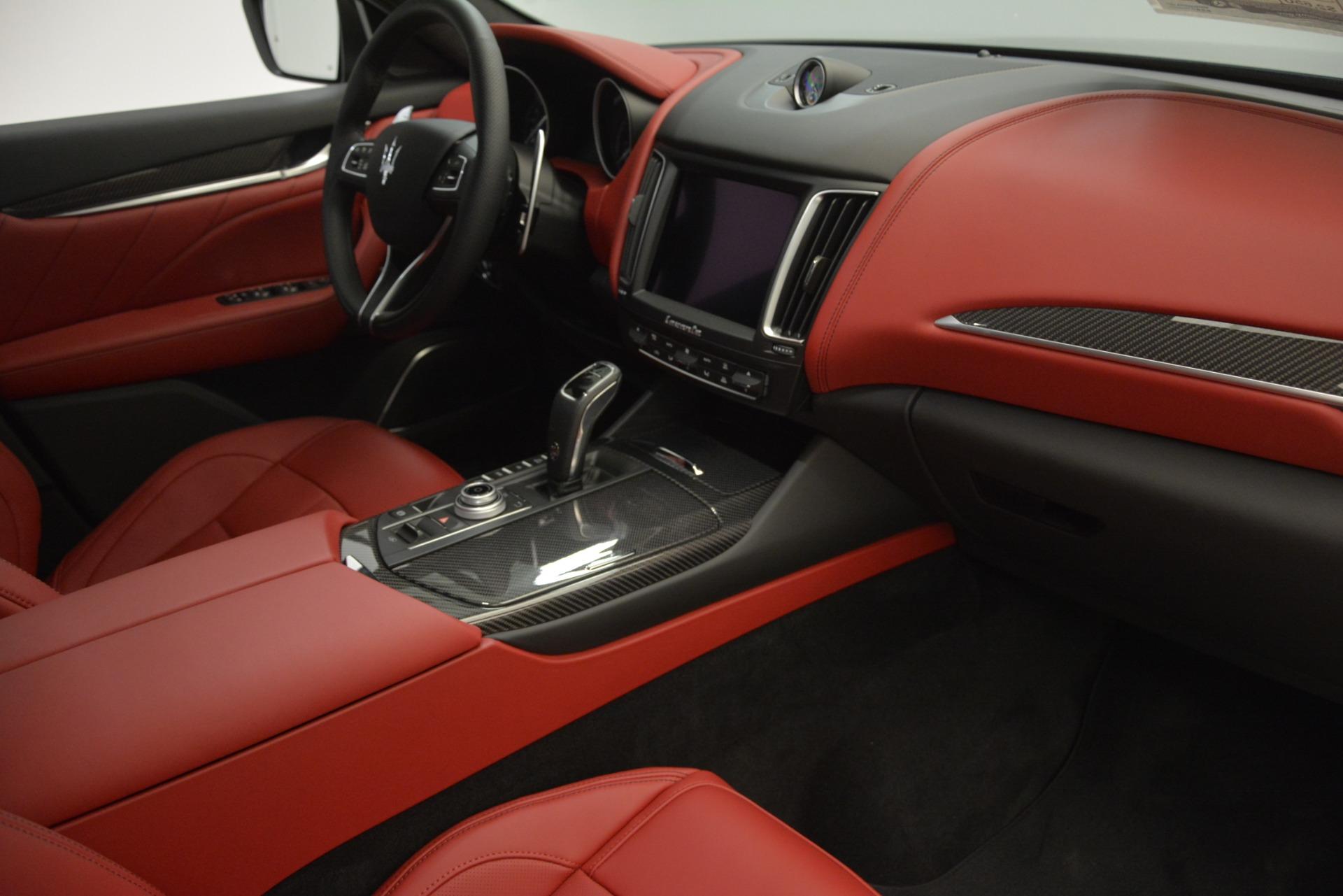 New 2019 Maserati Levante S Q4 GranSport For Sale In Greenwich, CT. Alfa Romeo of Greenwich, M2209 2679_p20