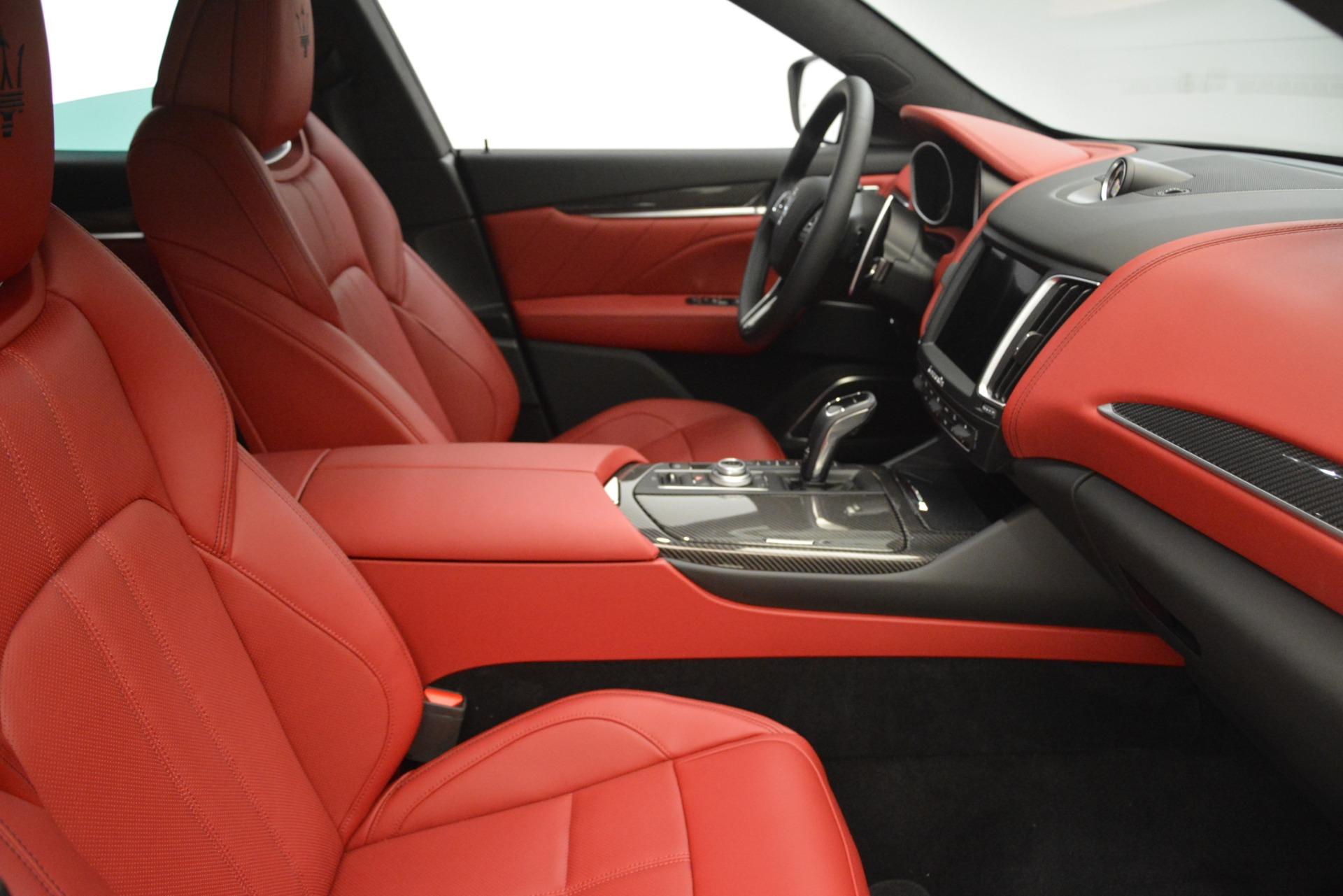 New 2019 Maserati Levante S Q4 GranSport For Sale In Greenwich, CT. Alfa Romeo of Greenwich, M2209 2679_p21