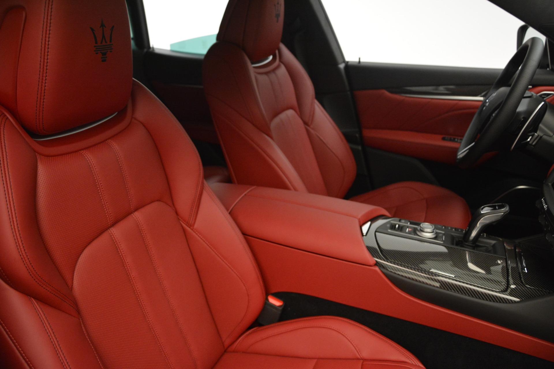New 2019 Maserati Levante S Q4 GranSport For Sale In Greenwich, CT. Alfa Romeo of Greenwich, M2209 2679_p22