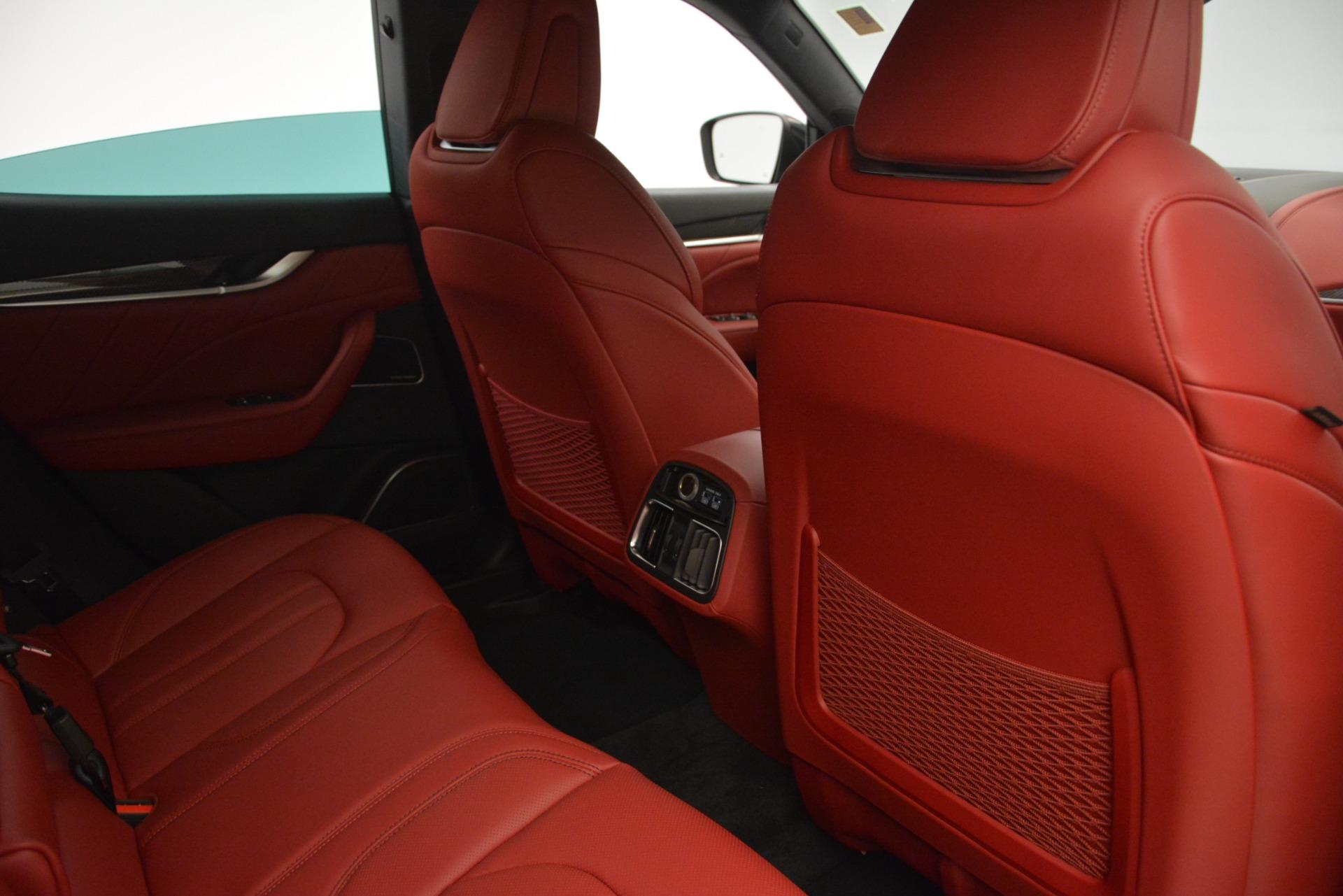 New 2019 Maserati Levante S Q4 GranSport For Sale In Greenwich, CT. Alfa Romeo of Greenwich, M2209 2679_p23