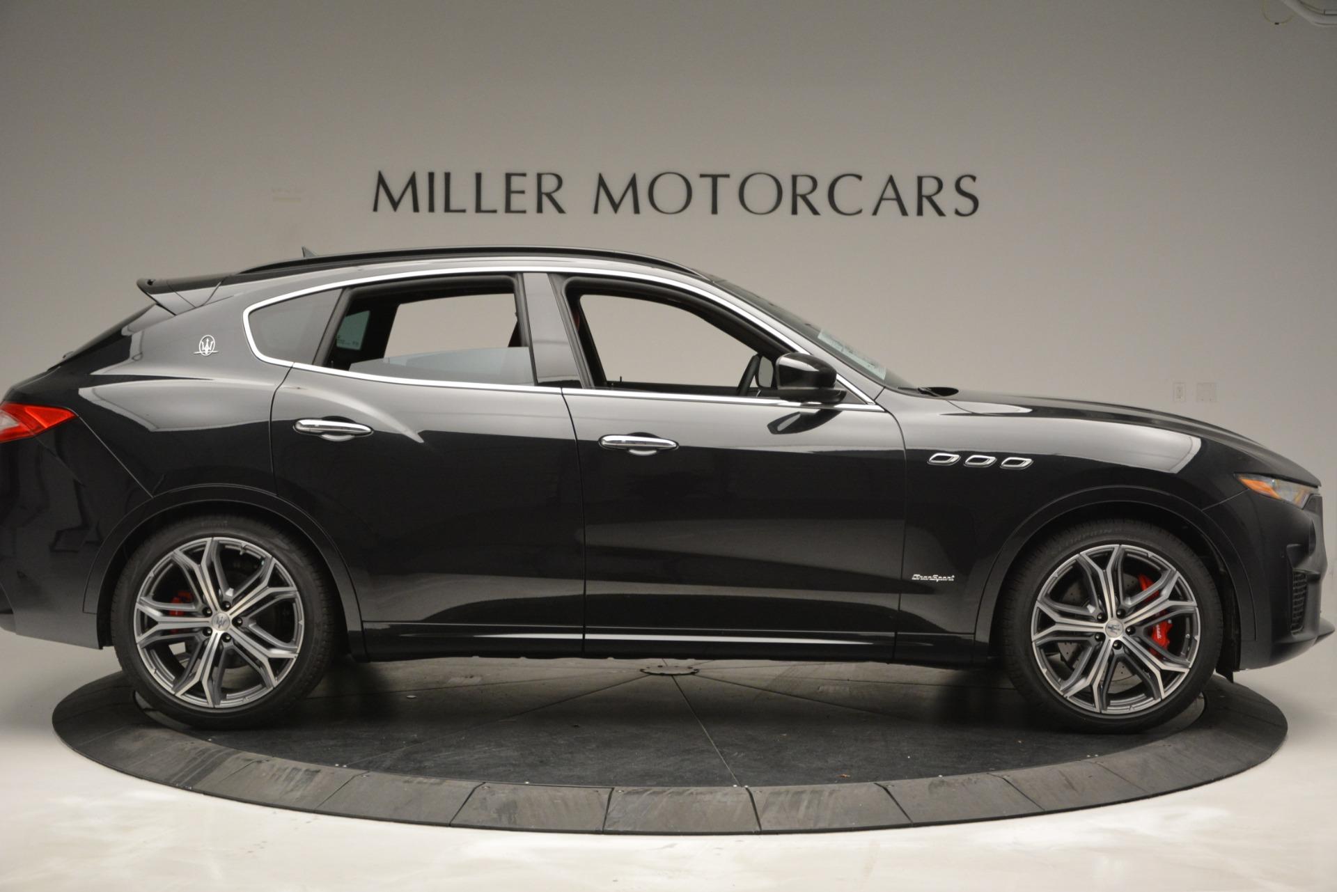 New 2019 Maserati Levante S Q4 GranSport For Sale In Greenwich, CT. Alfa Romeo of Greenwich, M2209 2679_p9