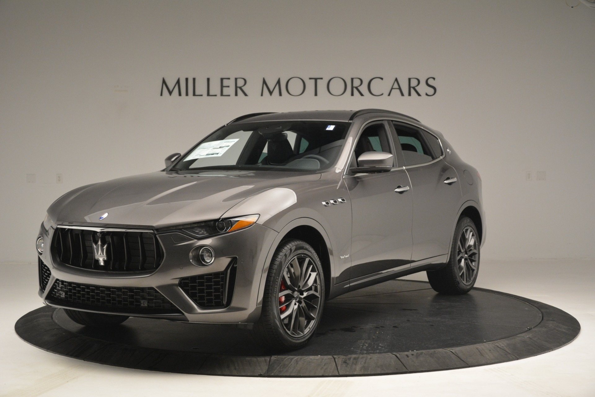 New 2019 Maserati Levante S Q4 GranSport For Sale In Greenwich, CT. Alfa Romeo of Greenwich, M2217 2680_main