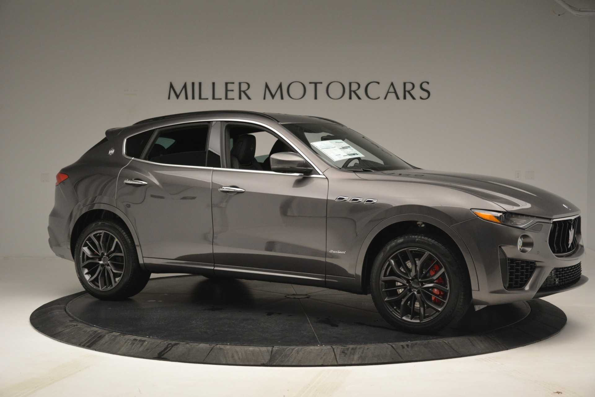 New 2019 Maserati Levante S Q4 GranSport For Sale In Greenwich, CT. Alfa Romeo of Greenwich, M2217 2680_p10