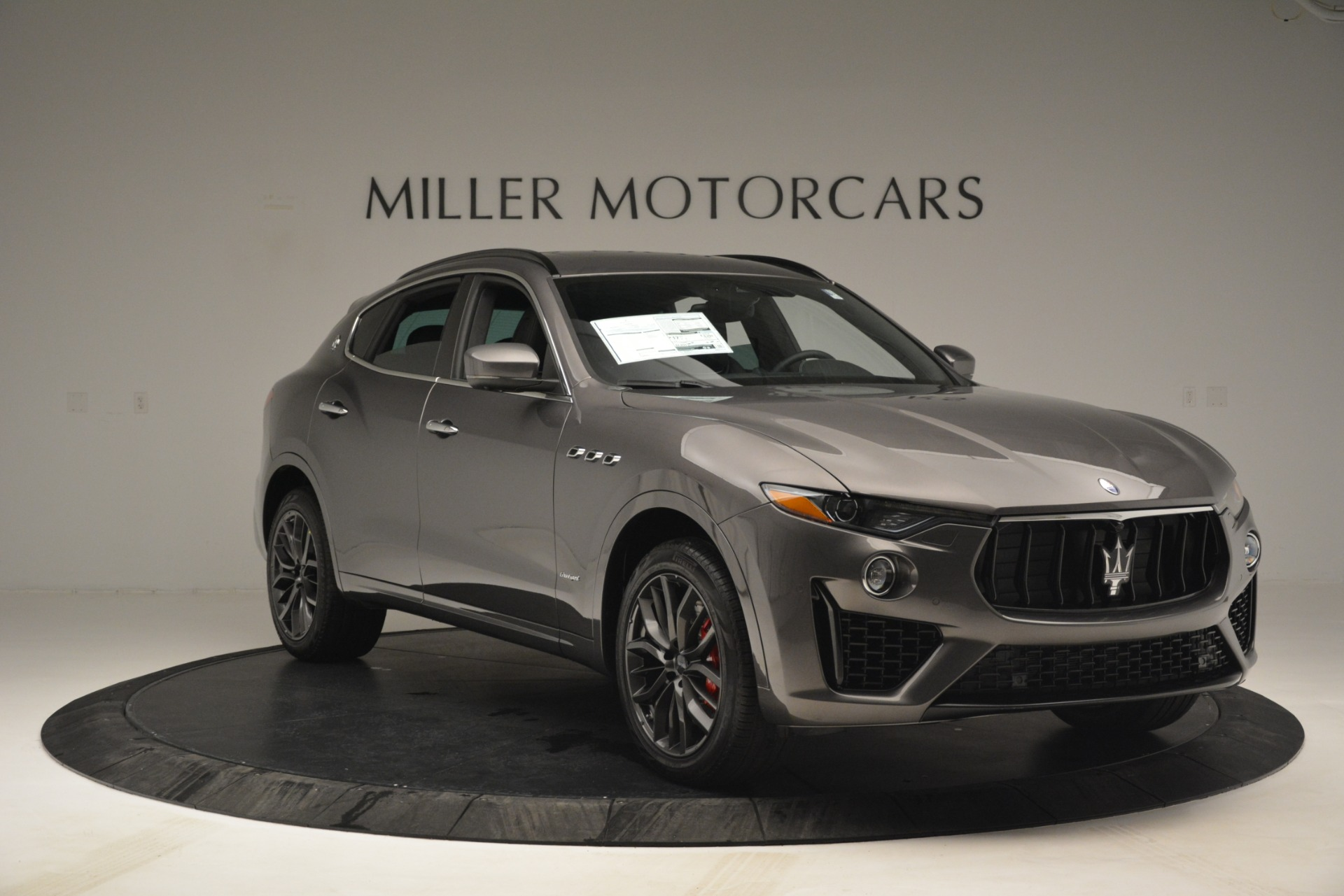 New 2019 Maserati Levante S Q4 GranSport For Sale In Greenwich, CT. Alfa Romeo of Greenwich, M2217 2680_p11