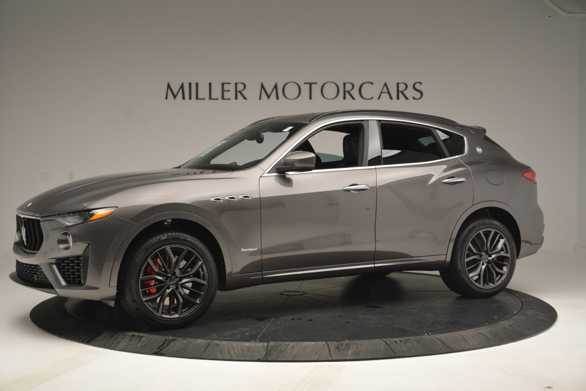 New 2019 Maserati Levante S Q4 GranSport For Sale In Greenwich, CT. Alfa Romeo of Greenwich, M2217 2680_p2