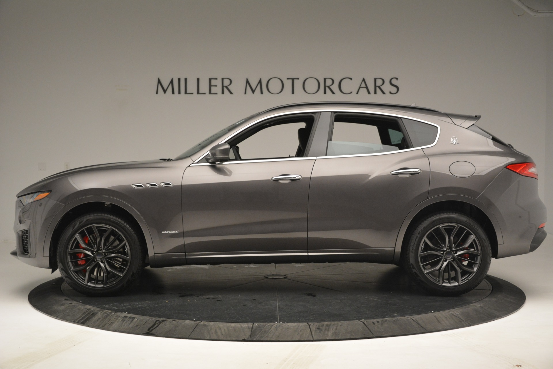 New 2019 Maserati Levante S Q4 GranSport For Sale In Greenwich, CT. Alfa Romeo of Greenwich, M2217 2680_p3