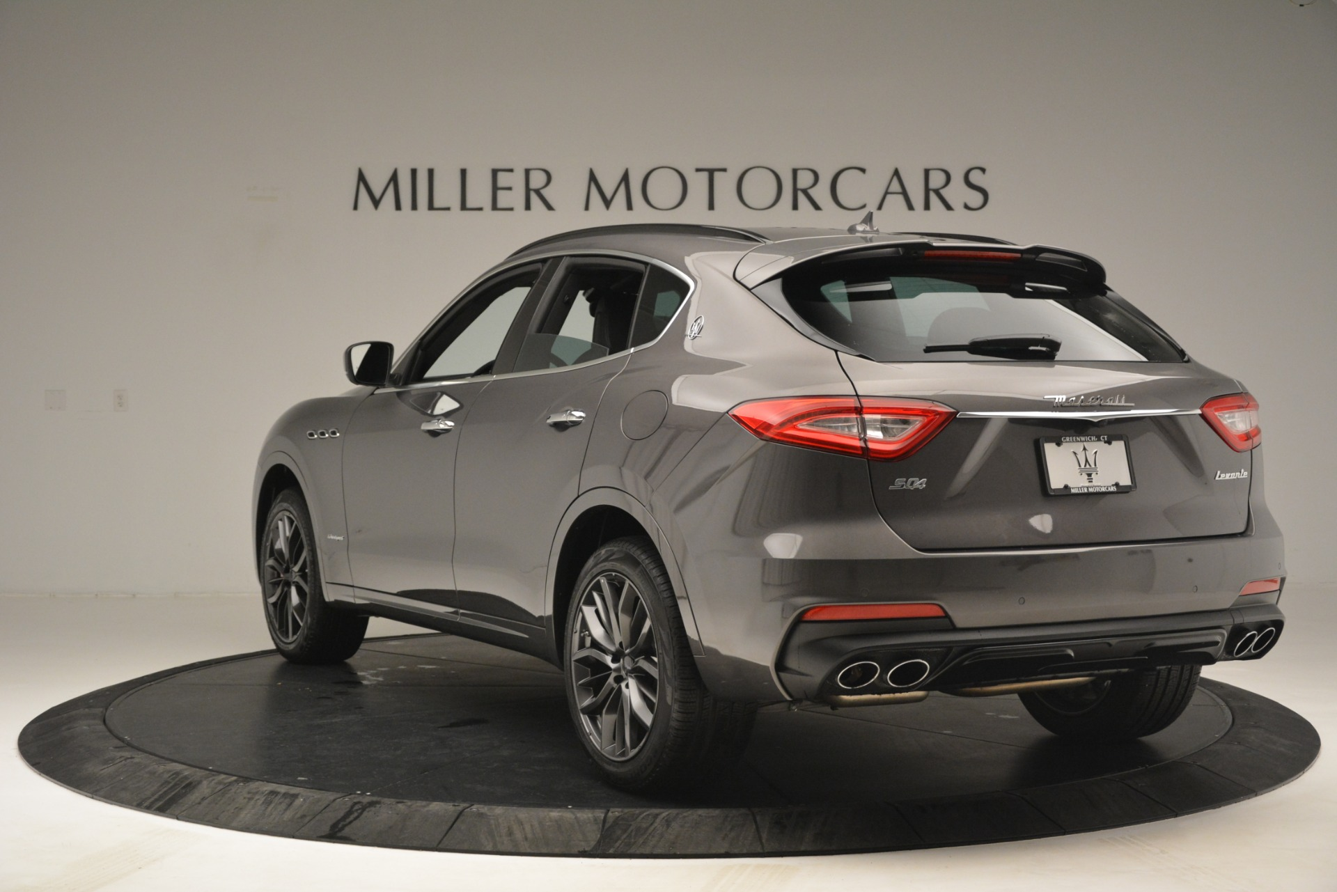 New 2019 Maserati Levante S Q4 GranSport For Sale In Greenwich, CT. Alfa Romeo of Greenwich, M2217 2680_p5