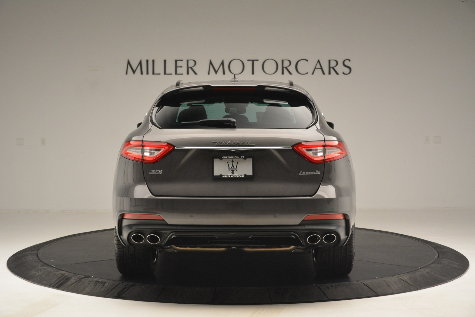 New 2019 Maserati Levante S Q4 GranSport For Sale In Greenwich, CT. Alfa Romeo of Greenwich, M2217 2680_p6
