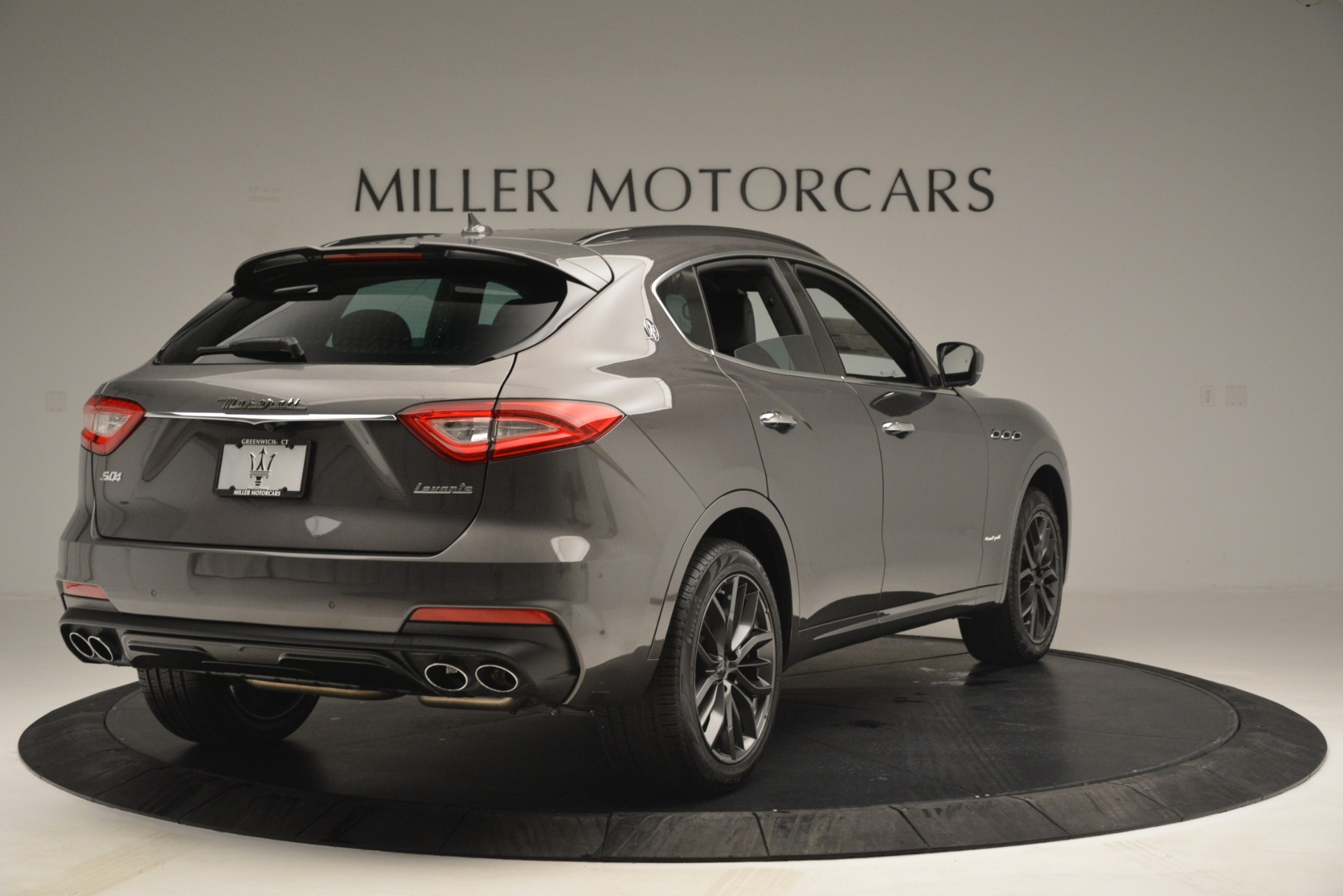 New 2019 Maserati Levante S Q4 GranSport For Sale In Greenwich, CT. Alfa Romeo of Greenwich, M2217 2680_p7