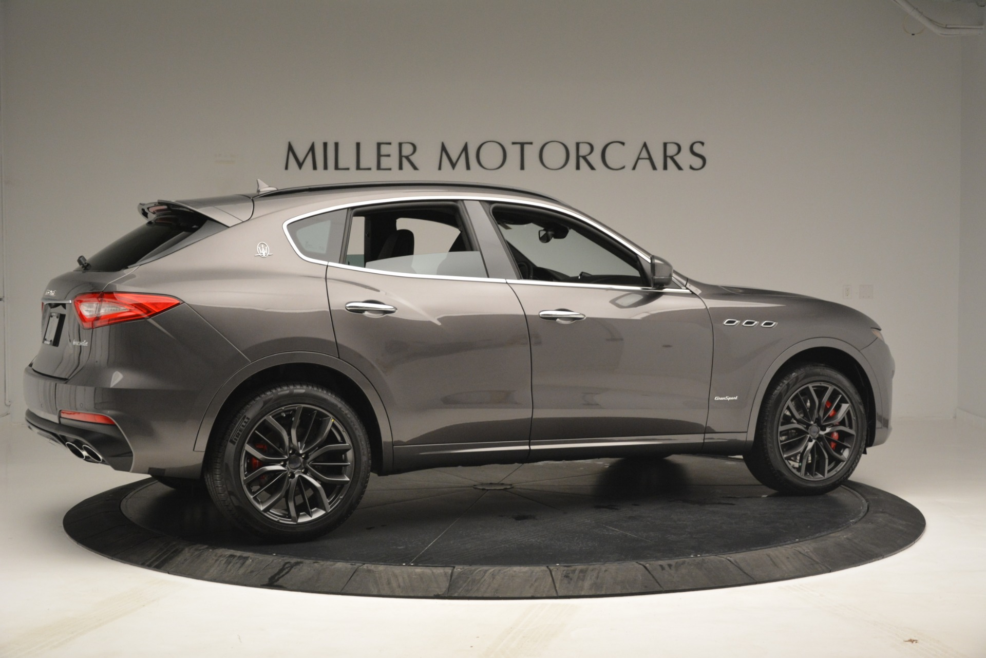 New 2019 Maserati Levante S Q4 GranSport For Sale In Greenwich, CT. Alfa Romeo of Greenwich, M2217 2680_p8