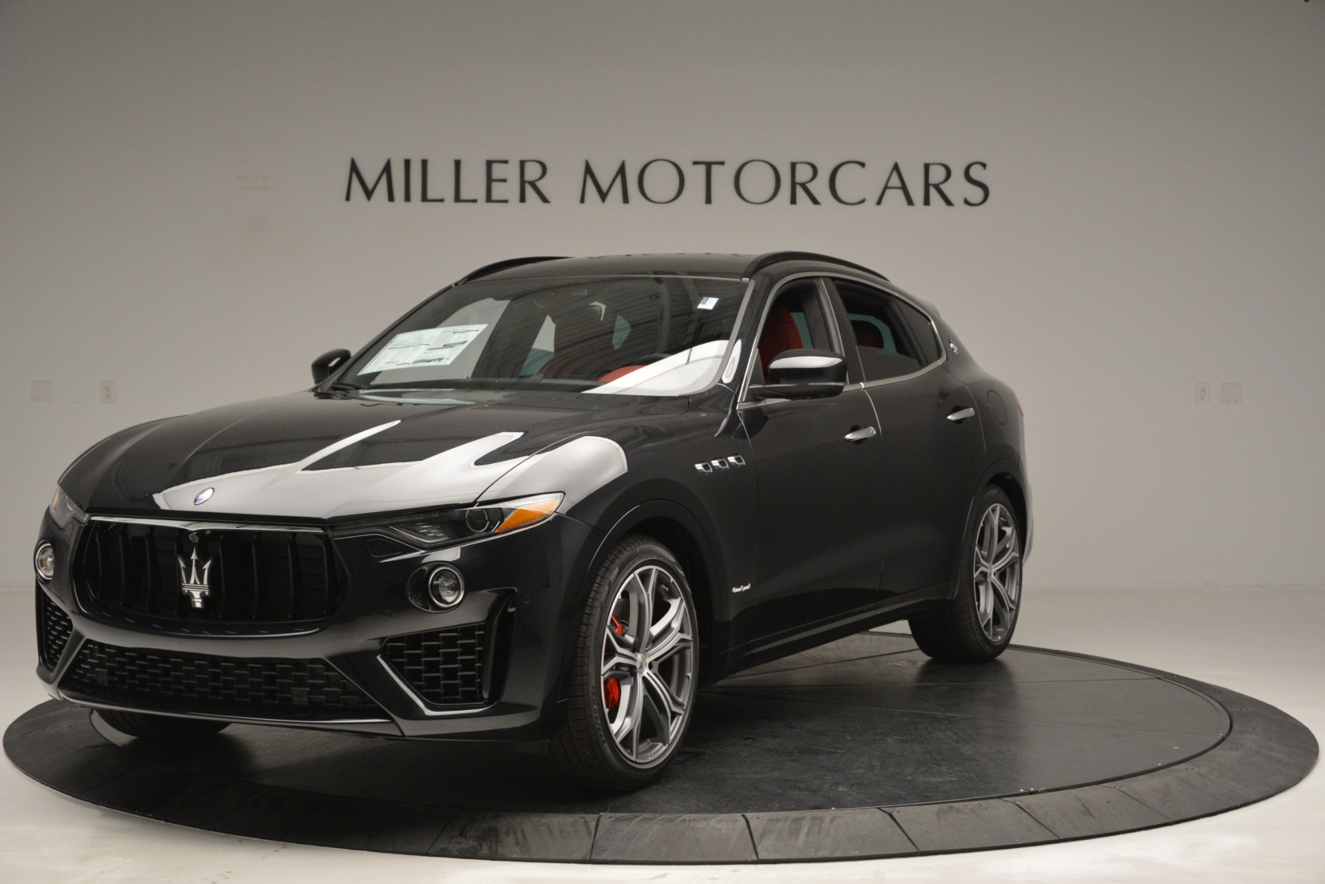 New 2019 Maserati Levante S Q4 GranSport For Sale In Greenwich, CT. Alfa Romeo of Greenwich, M2211 2683_p2