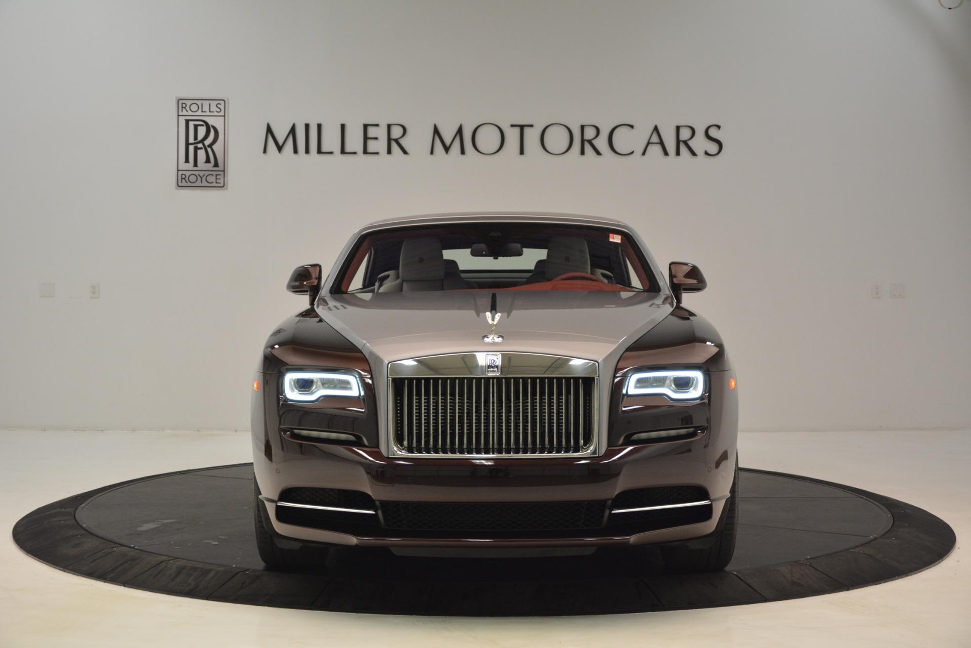 Used 2019 Rolls-Royce Dawn  For Sale In Greenwich, CT. Alfa Romeo of Greenwich, R506 2692_p13