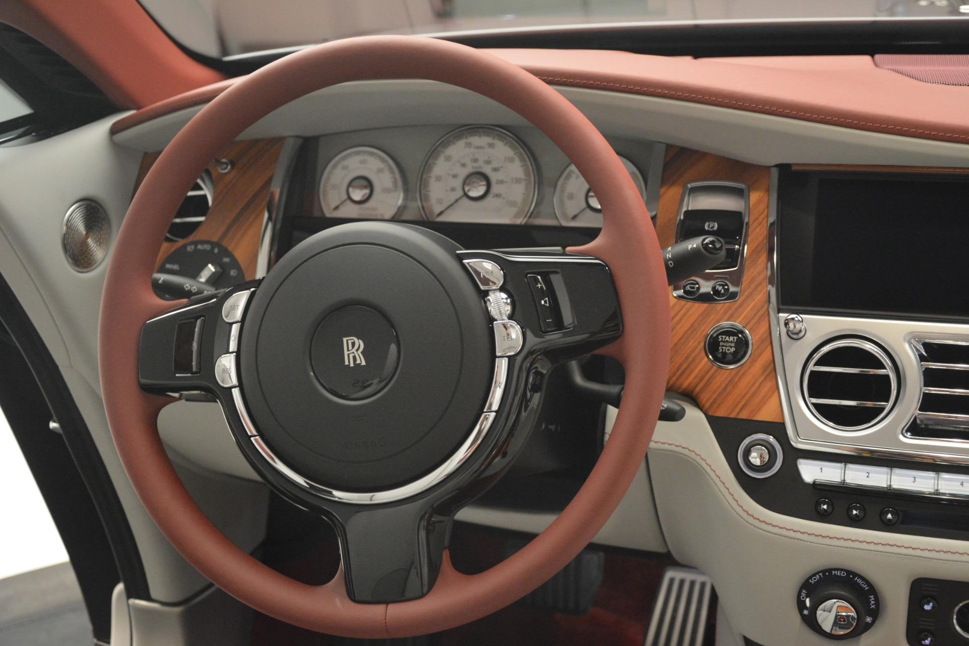 Used 2019 Rolls-Royce Dawn  For Sale In Greenwich, CT. Alfa Romeo of Greenwich, R506 2692_p29