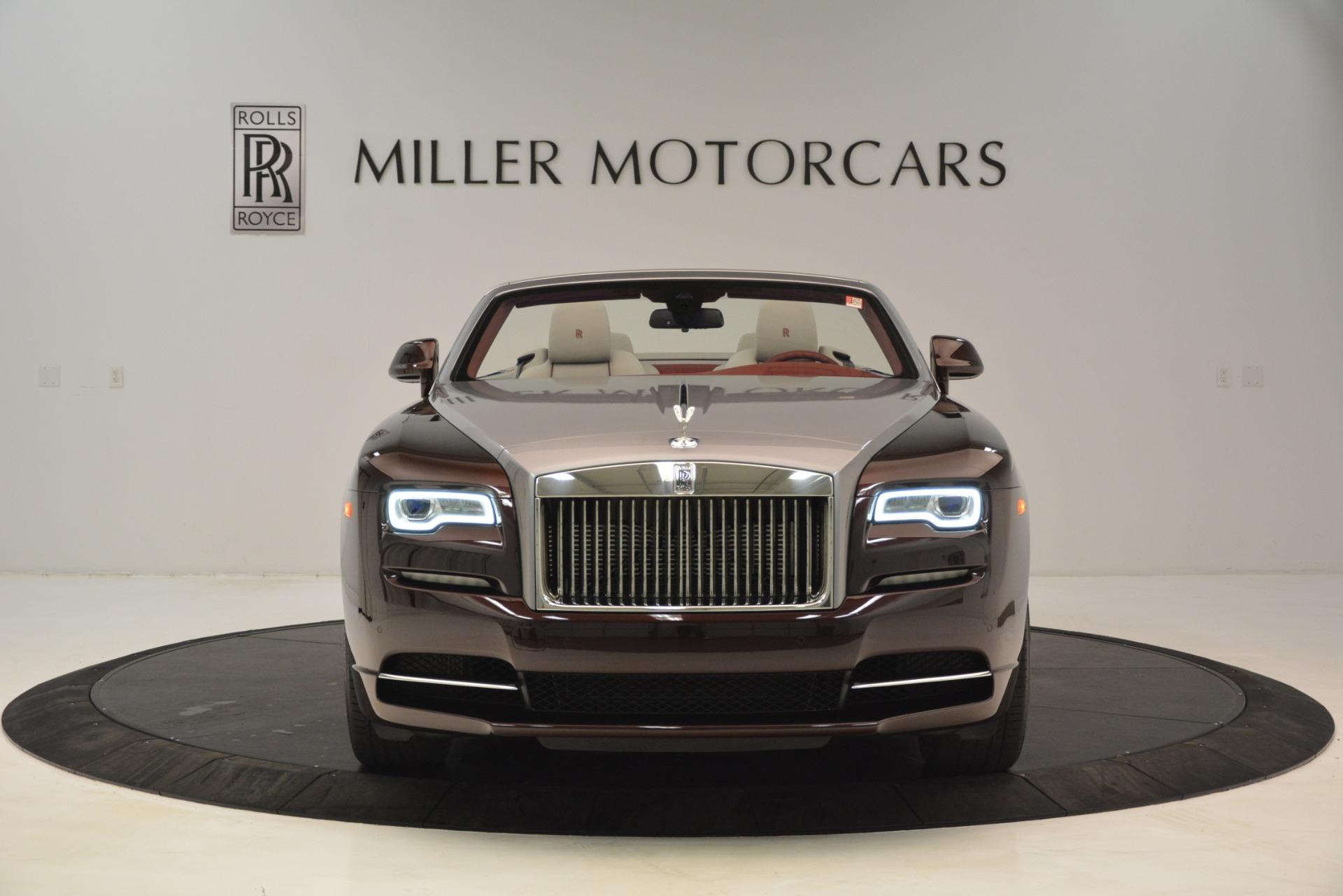 Used 2019 Rolls-Royce Dawn  For Sale In Greenwich, CT. Alfa Romeo of Greenwich, R506 2692_p2
