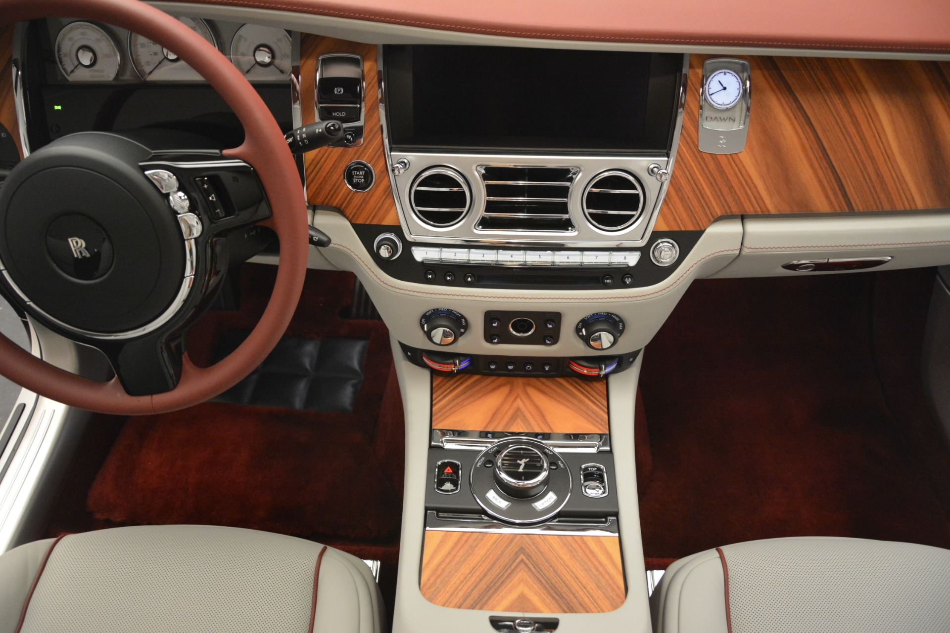 Used 2019 Rolls-Royce Dawn  For Sale In Greenwich, CT. Alfa Romeo of Greenwich, R506 2692_p30