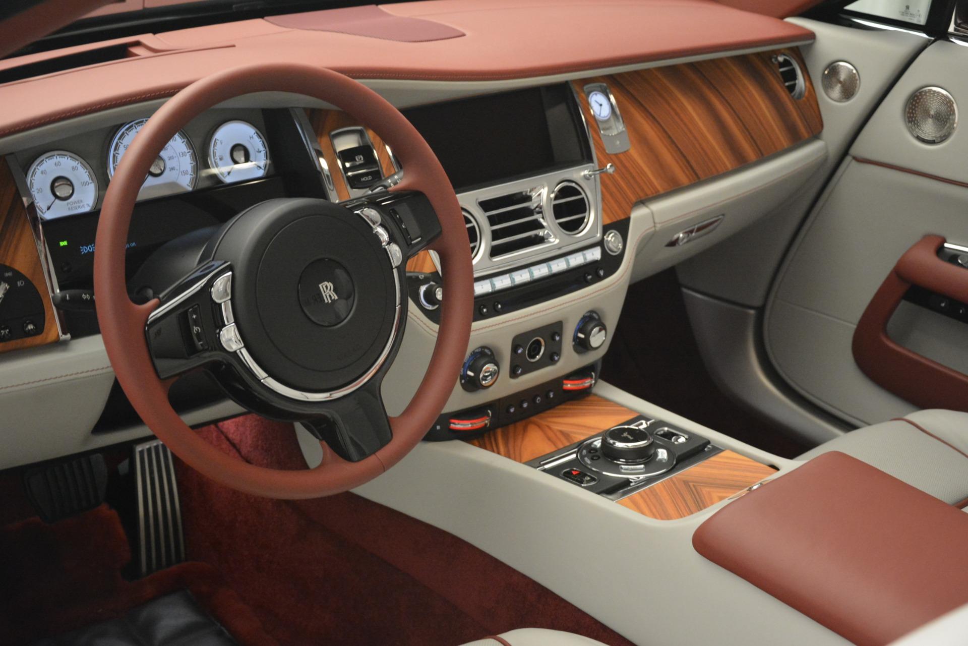 Used 2019 Rolls-Royce Dawn  For Sale In Greenwich, CT. Alfa Romeo of Greenwich, R506 2692_p32