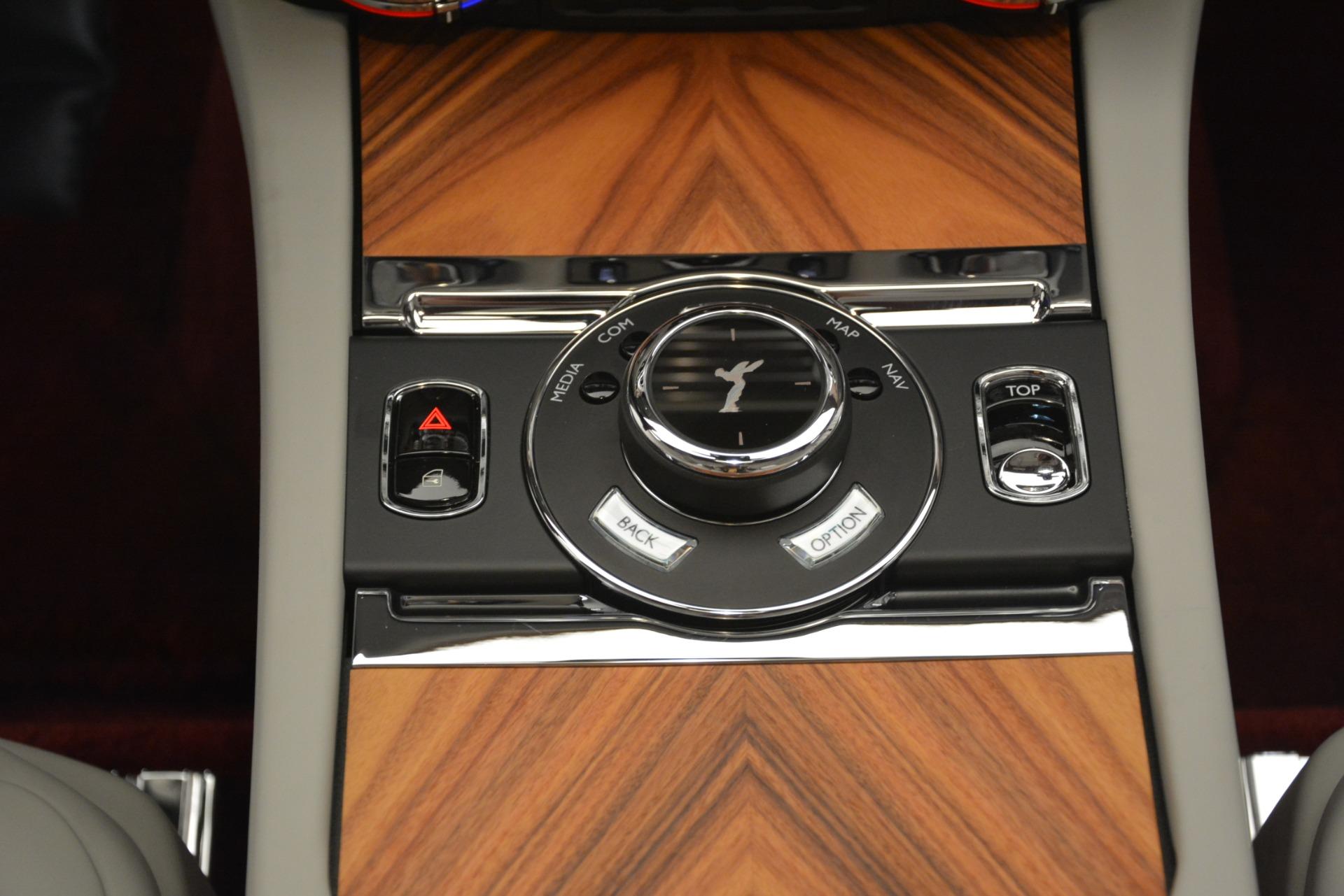 Used 2019 Rolls-Royce Dawn  For Sale In Greenwich, CT. Alfa Romeo of Greenwich, R506 2692_p37