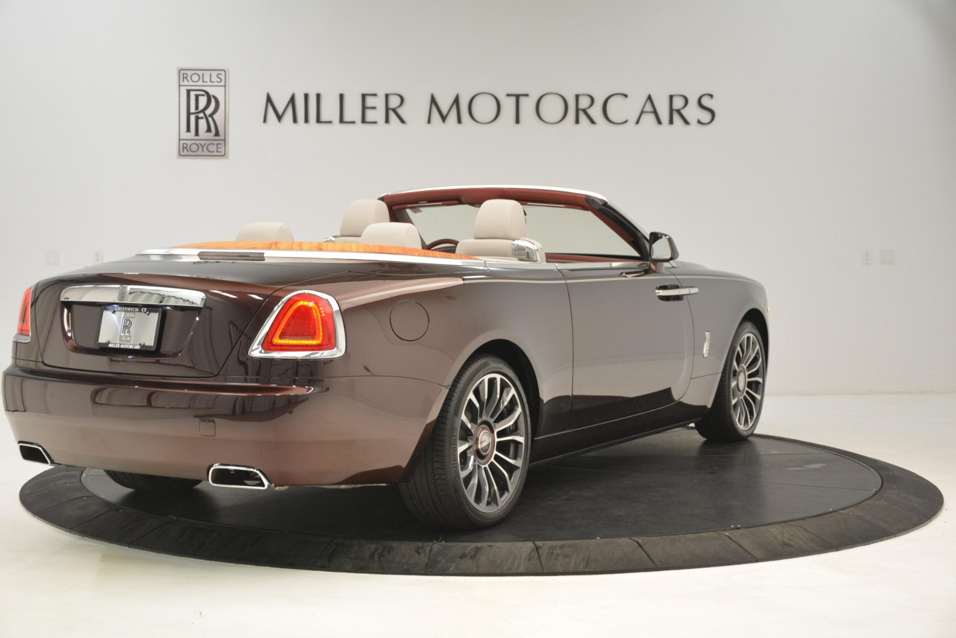 Used 2019 Rolls-Royce Dawn  For Sale In Greenwich, CT. Alfa Romeo of Greenwich, R506 2692_p9