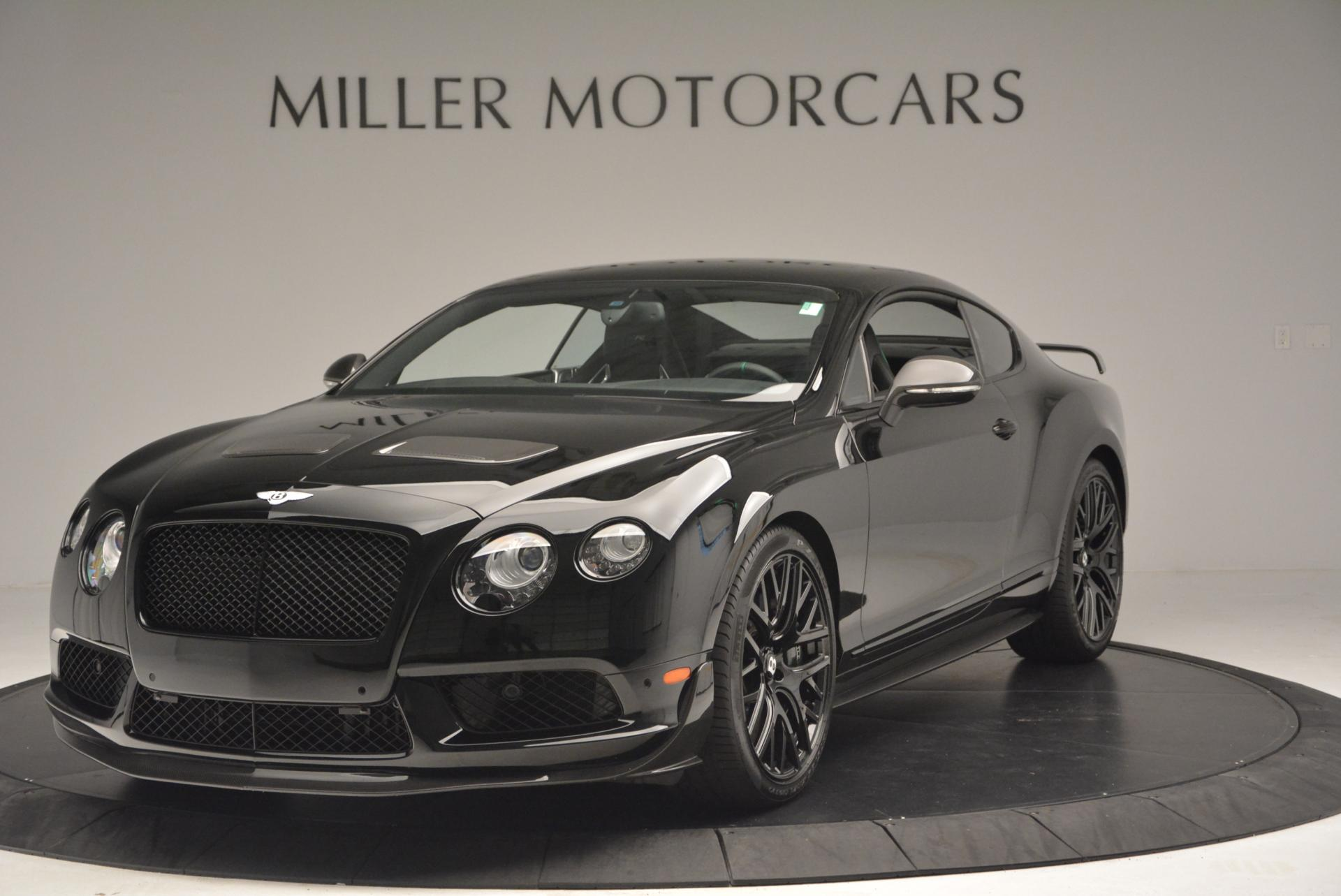Used 2015 Bentley Continental GT GT3-R For Sale In Greenwich, CT. Alfa Romeo of Greenwich, B1094A 27_main
