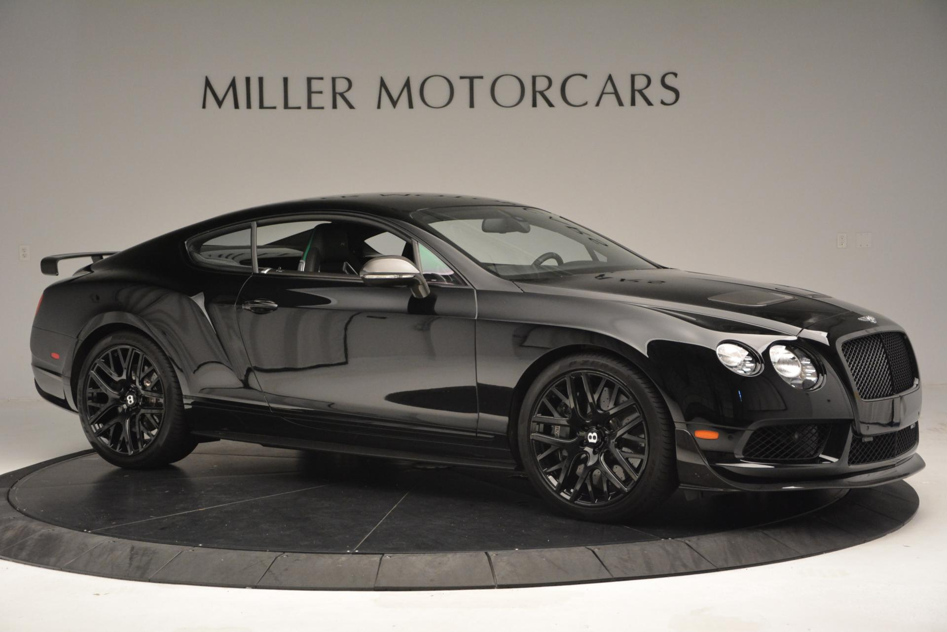 Used 2015 Bentley Continental GT GT3-R For Sale In Greenwich, CT. Alfa Romeo of Greenwich, B1094A 27_p10