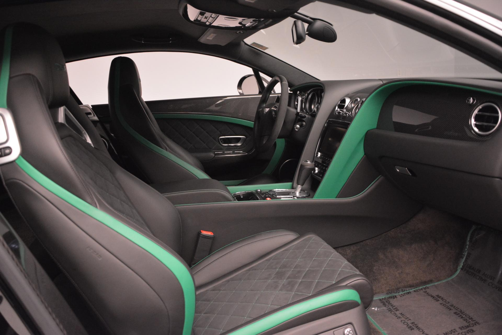 Used 2015 Bentley Continental GT GT3-R For Sale In Greenwich, CT. Alfa Romeo of Greenwich, B1094A 27_p21