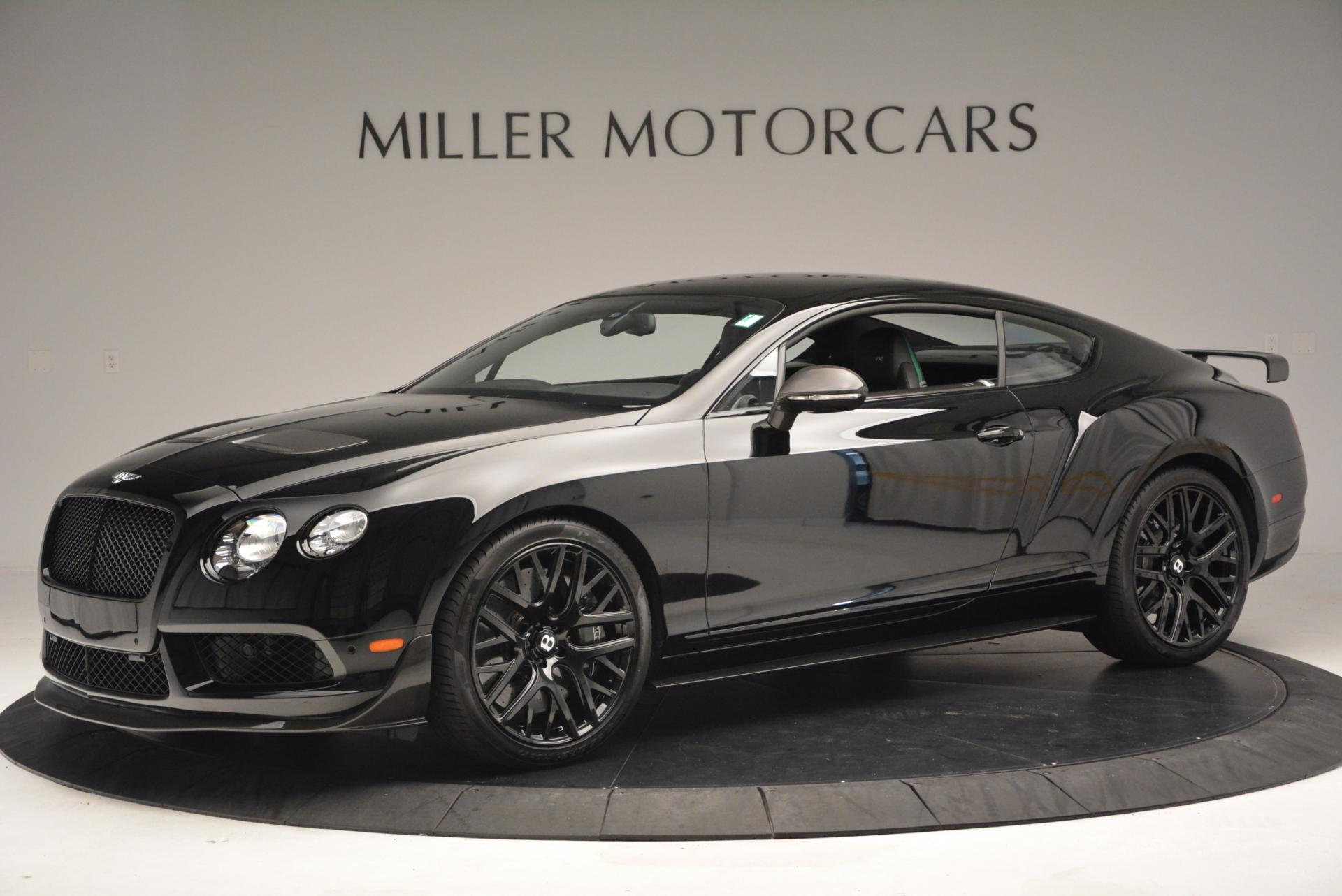Used 2015 Bentley Continental GT GT3-R For Sale In Greenwich, CT. Alfa Romeo of Greenwich, B1094A 27_p2