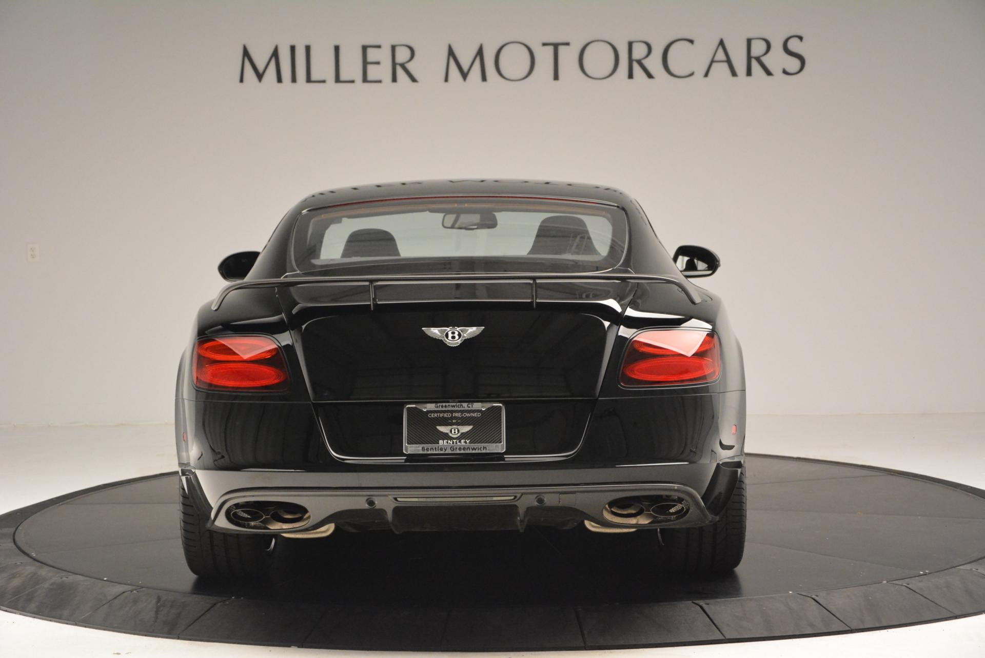 Used 2015 Bentley Continental GT GT3-R For Sale In Greenwich, CT. Alfa Romeo of Greenwich, B1094A 27_p6