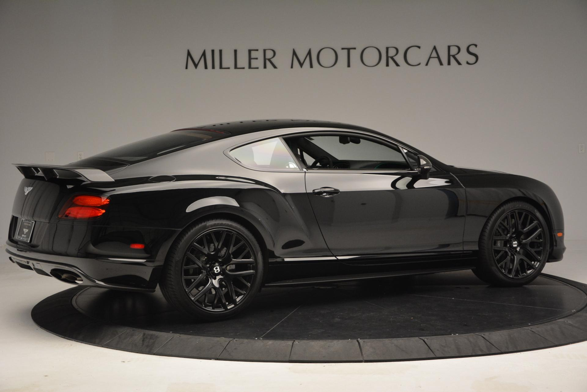 Used 2015 Bentley Continental GT GT3-R For Sale In Greenwich, CT. Alfa Romeo of Greenwich, B1094A 27_p8