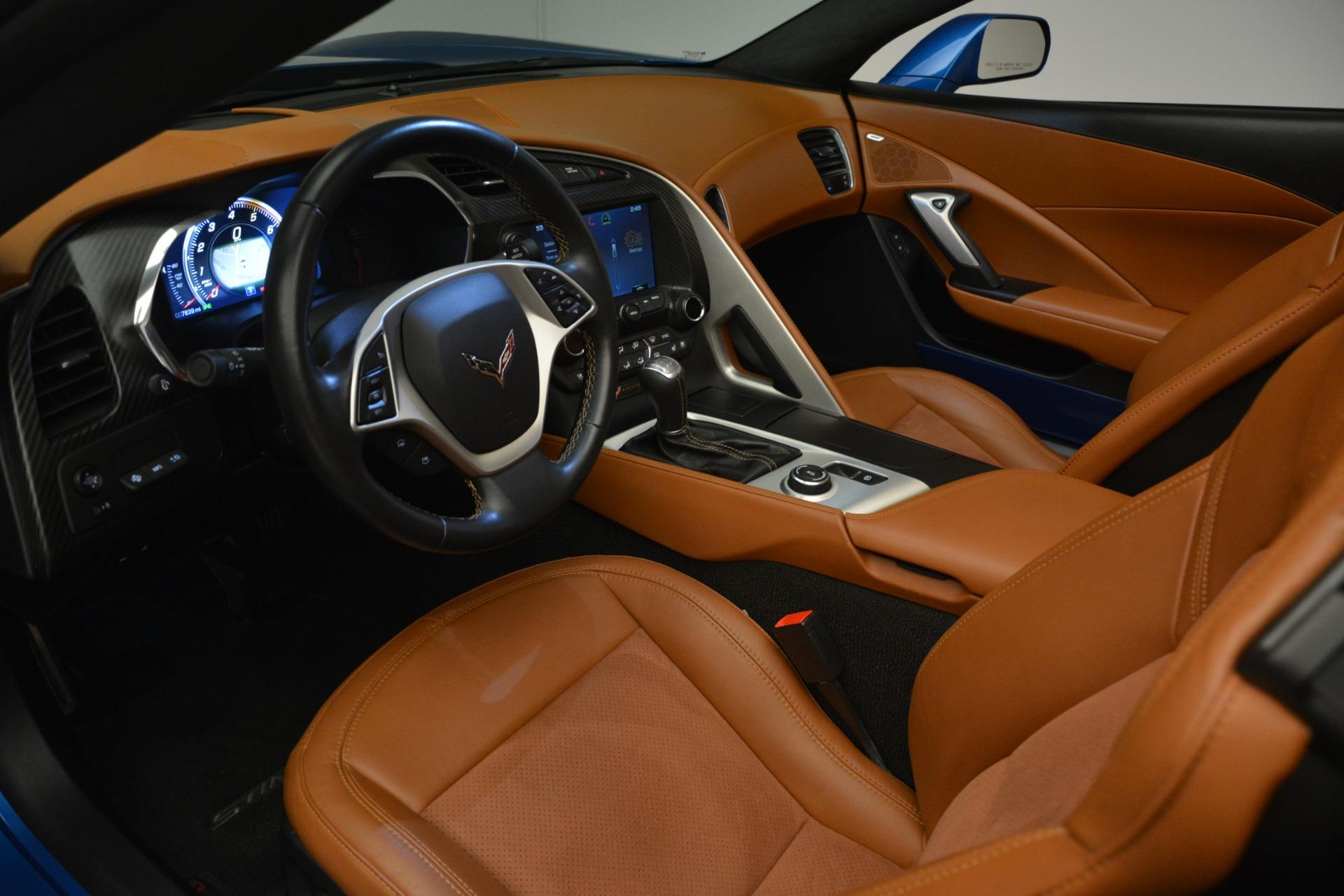 Used 2014 Chevrolet Corvette Stingray Z51 For Sale In Greenwich, CT. Alfa Romeo of Greenwich, 7440 2703_p18