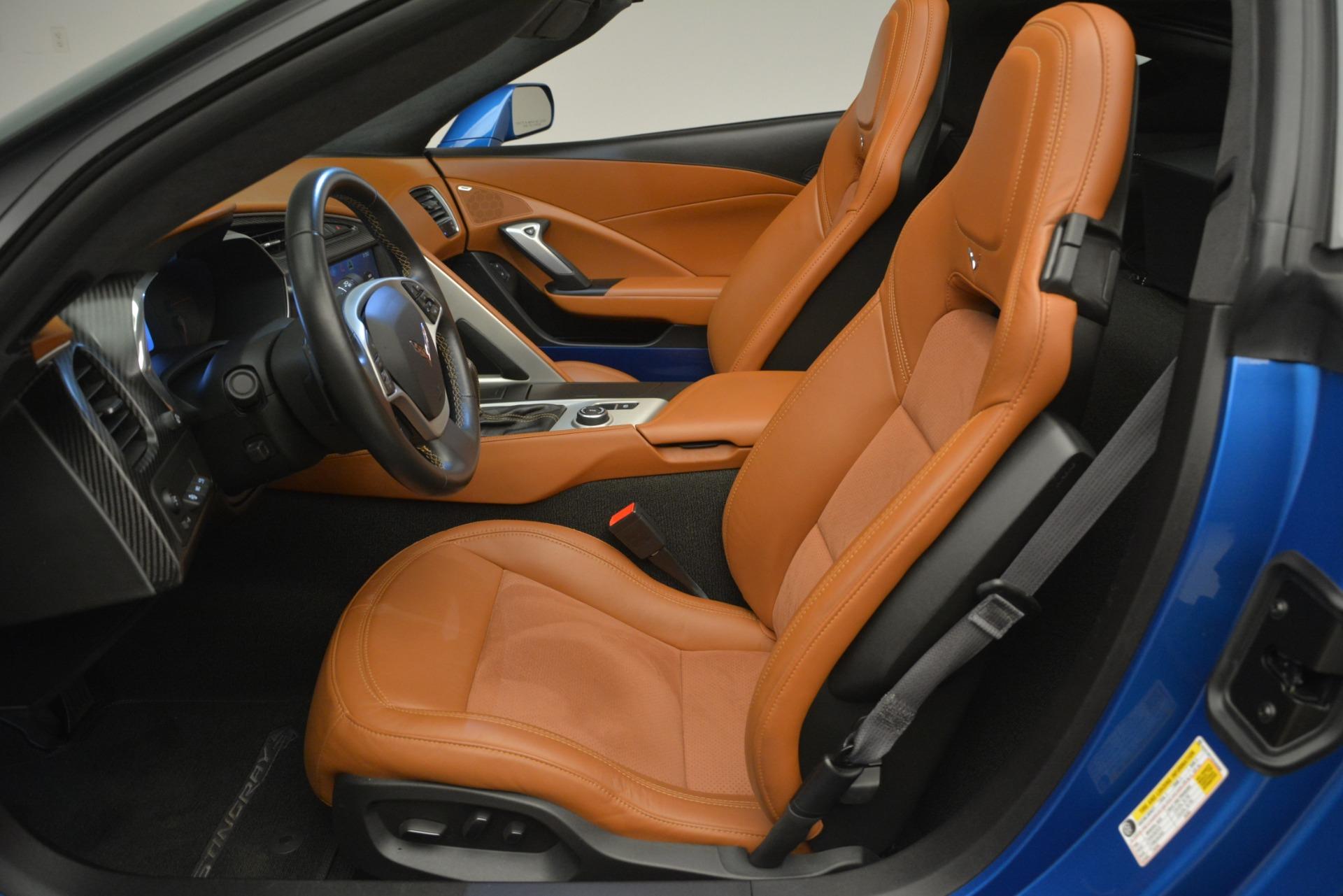 Used 2014 Chevrolet Corvette Stingray Z51 For Sale In Greenwich, CT. Alfa Romeo of Greenwich, 7440 2703_p19