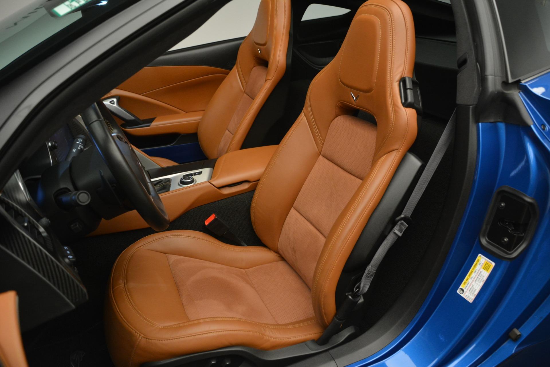 Used 2014 Chevrolet Corvette Stingray Z51 For Sale In Greenwich, CT. Alfa Romeo of Greenwich, 7440 2703_p20