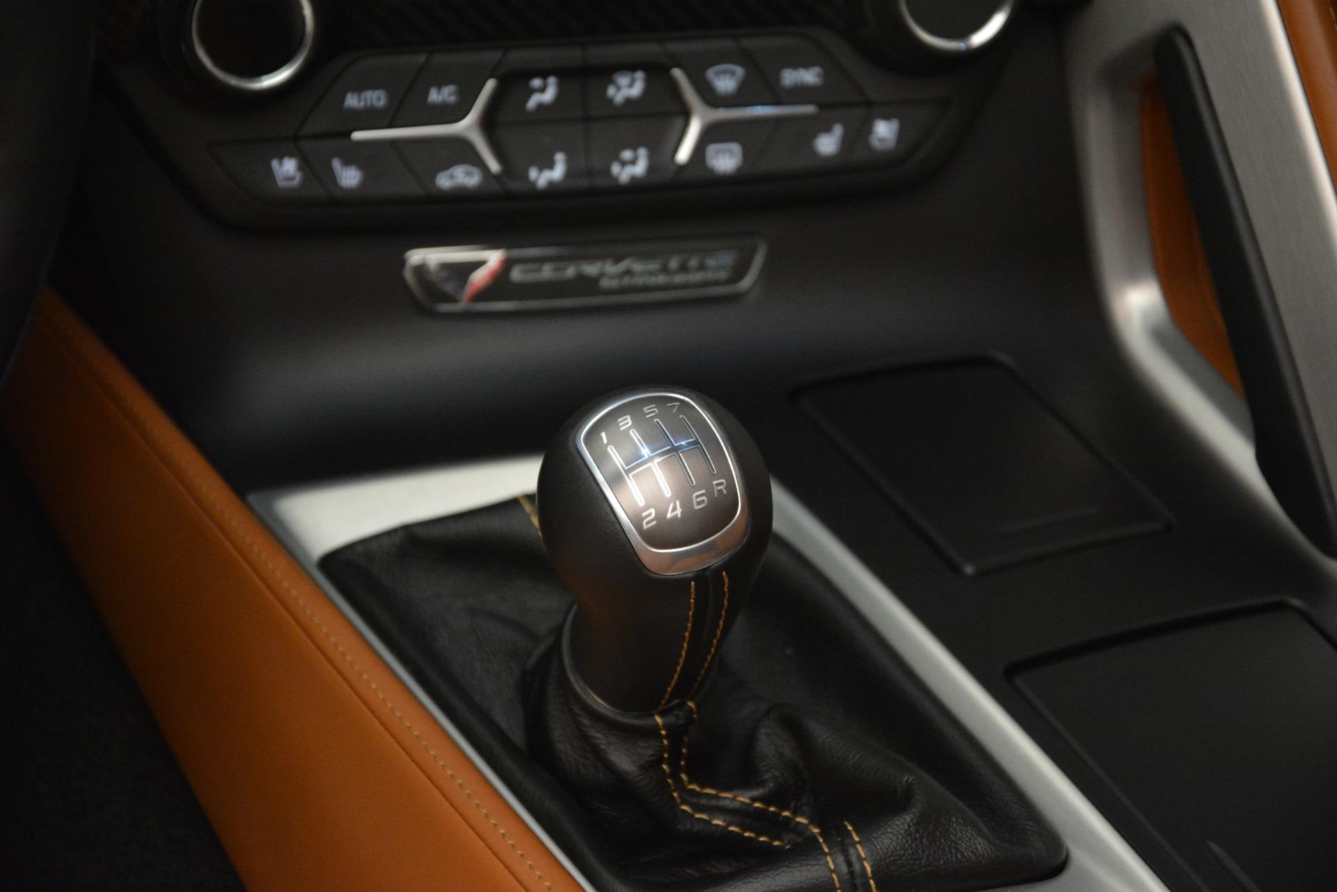 Used 2014 Chevrolet Corvette Stingray Z51 For Sale In Greenwich, CT. Alfa Romeo of Greenwich, 7440 2703_p22