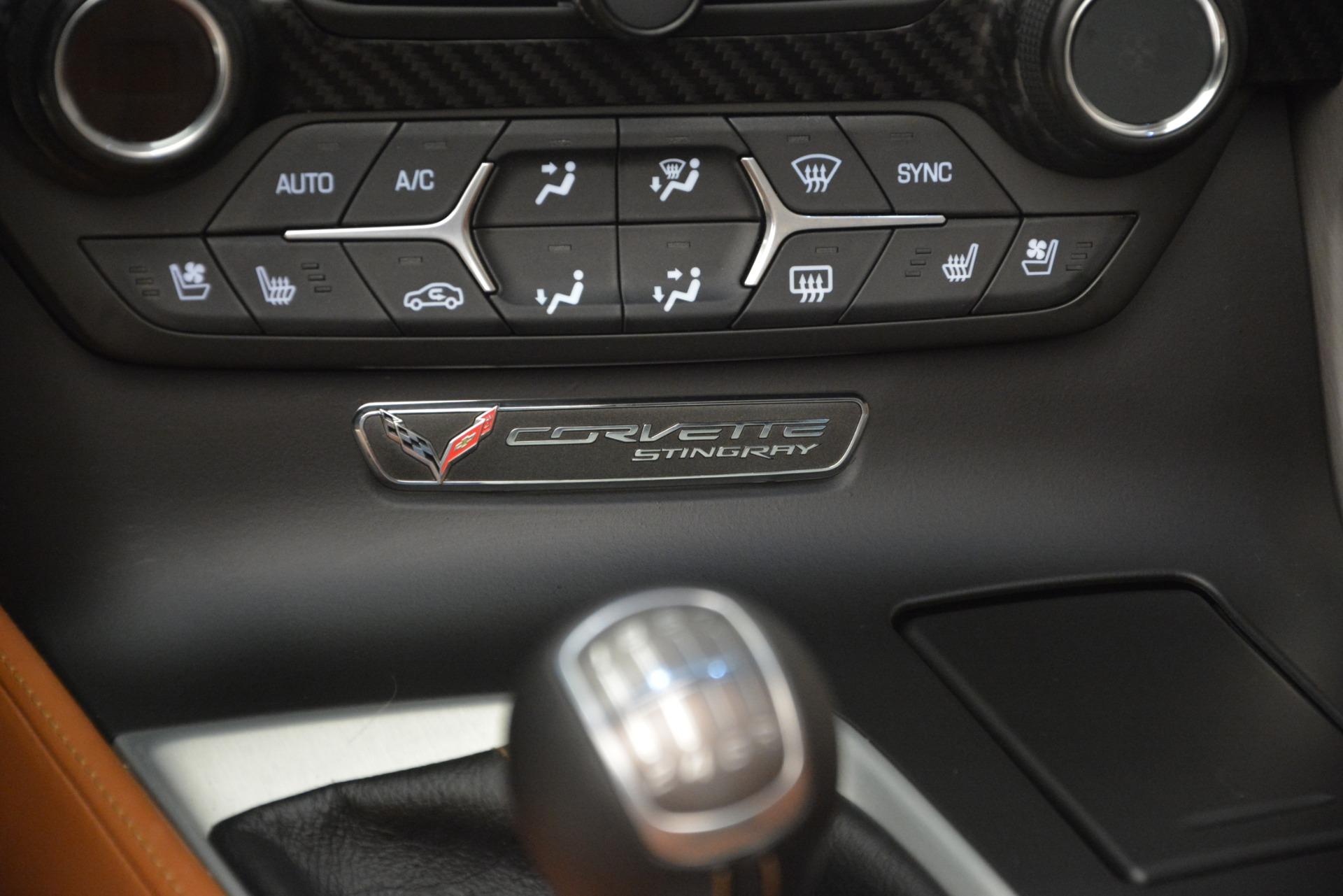 Used 2014 Chevrolet Corvette Stingray Z51 For Sale In Greenwich, CT. Alfa Romeo of Greenwich, 7440 2703_p23