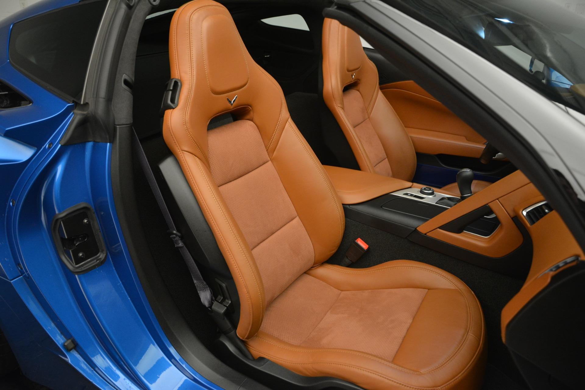 Used 2014 Chevrolet Corvette Stingray Z51 For Sale In Greenwich, CT. Alfa Romeo of Greenwich, 7440 2703_p27