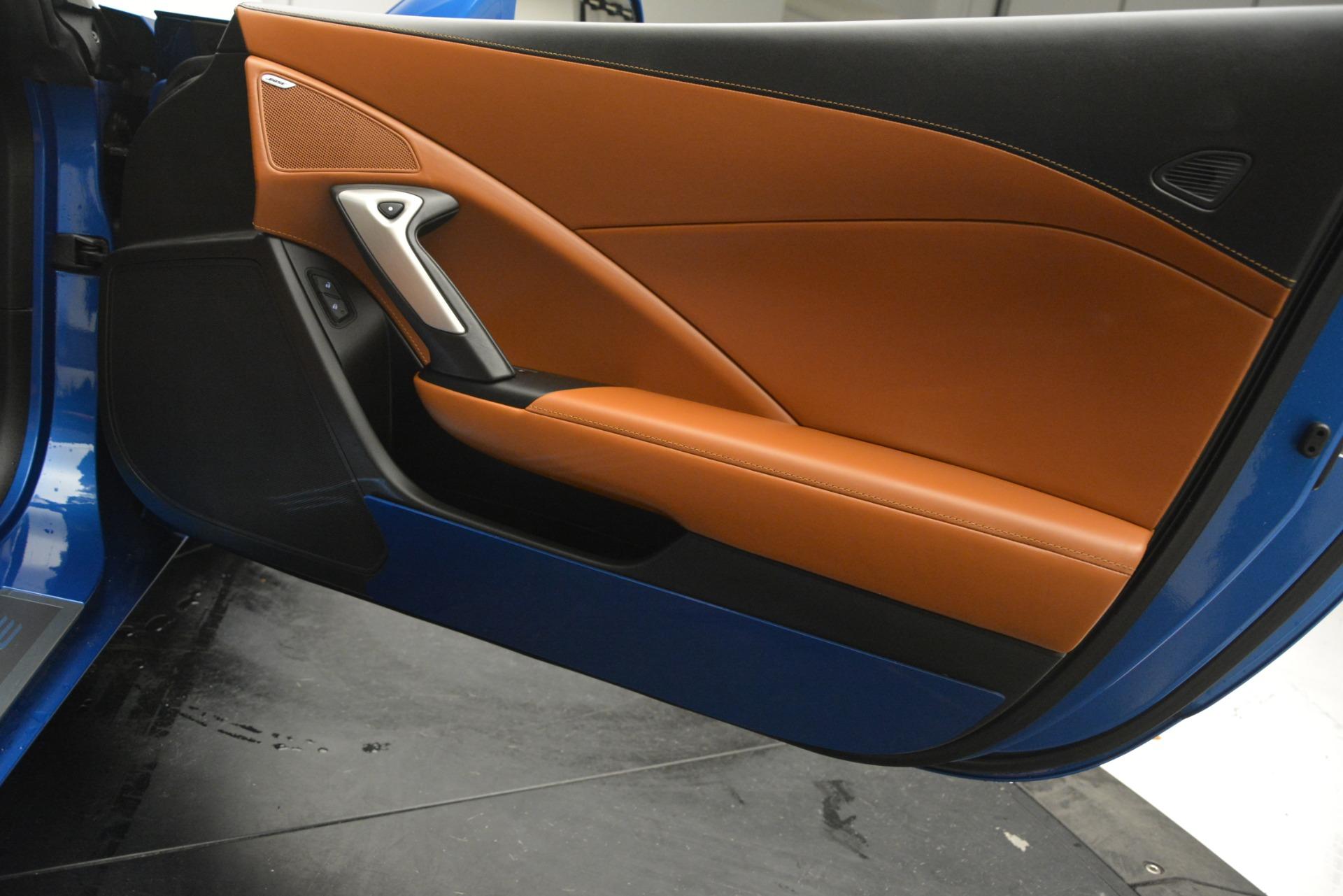 Used 2014 Chevrolet Corvette Stingray Z51 For Sale In Greenwich, CT. Alfa Romeo of Greenwich, 7440 2703_p28