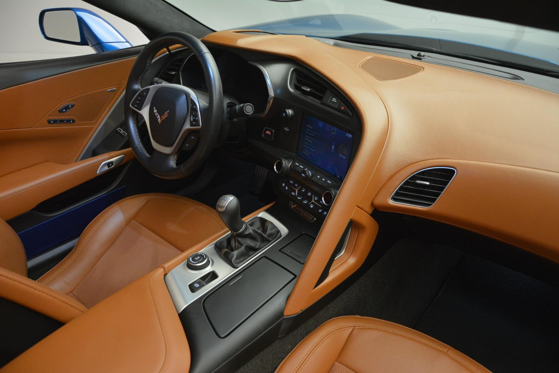 Used 2014 Chevrolet Corvette Stingray Z51 For Sale In Greenwich, CT. Alfa Romeo of Greenwich, 7440 2703_p30
