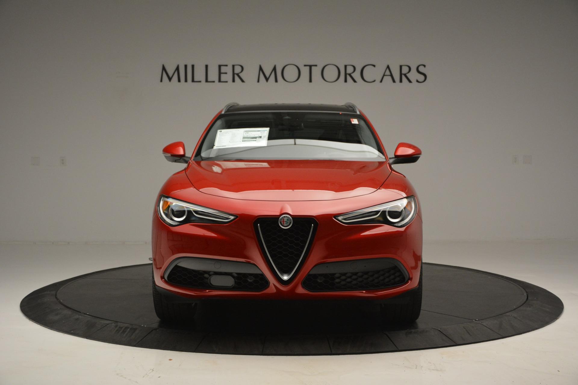 New 2018 Alfa Romeo Stelvio Ti Lusso Q4 For Sale In Greenwich, CT. Alfa Romeo of Greenwich, L502 2704_p12