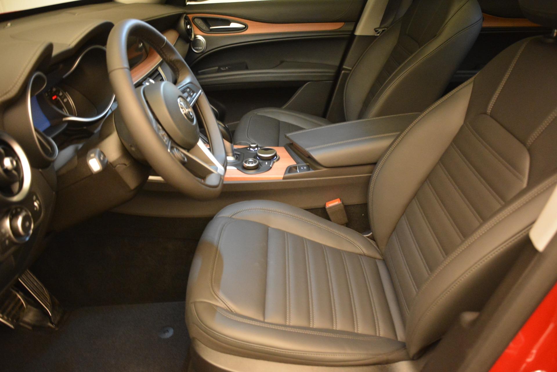 New 2018 Alfa Romeo Stelvio Ti Lusso Q4 For Sale In Greenwich, CT. Alfa Romeo of Greenwich, L502 2704_p14