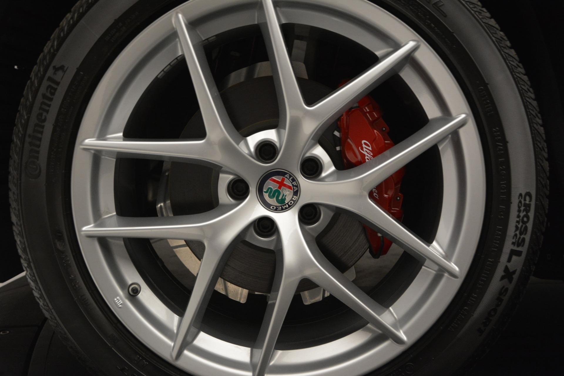New 2018 Alfa Romeo Stelvio Ti Lusso Q4 For Sale In Greenwich, CT. Alfa Romeo of Greenwich, L502 2704_p25