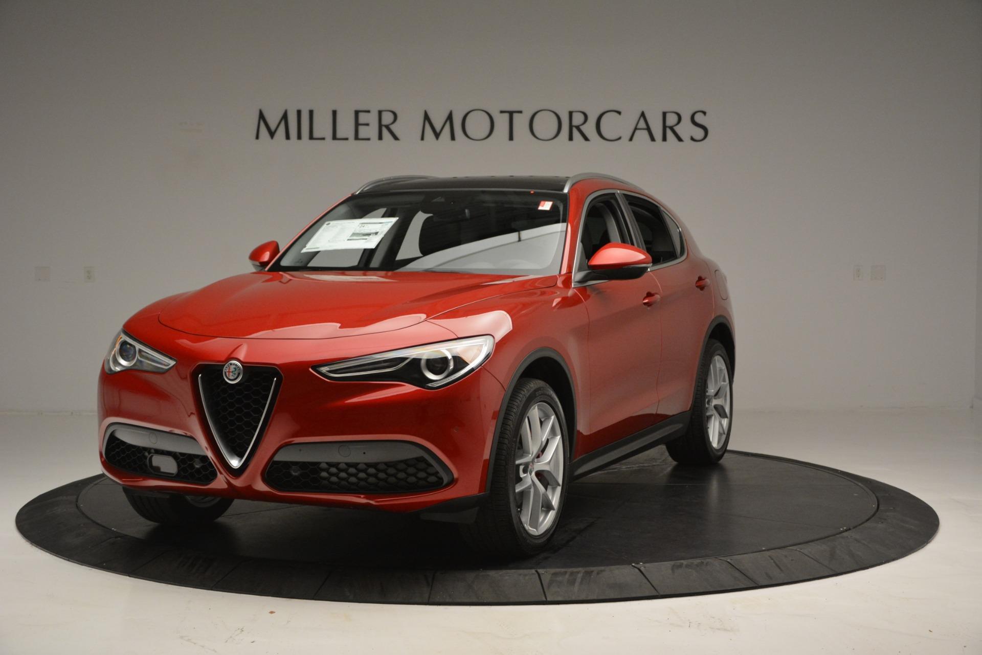 New 2018 Alfa Romeo Stelvio Ti Lusso Q4 For Sale In Greenwich, CT. Alfa Romeo of Greenwich, L502 2704_p2