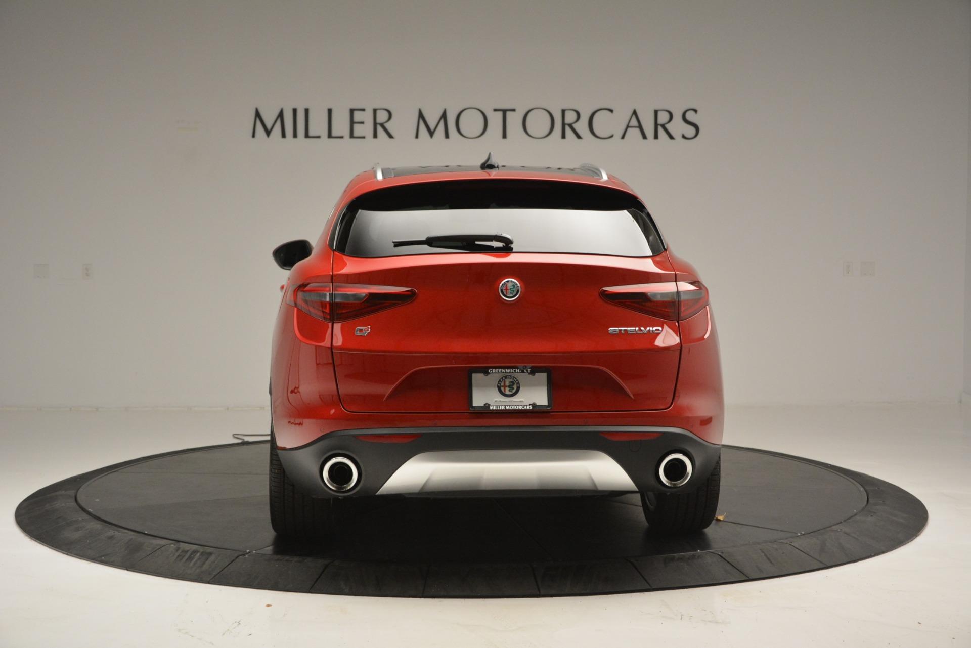 New 2018 Alfa Romeo Stelvio Ti Lusso Q4 For Sale In Greenwich, CT. Alfa Romeo of Greenwich, L502 2704_p6