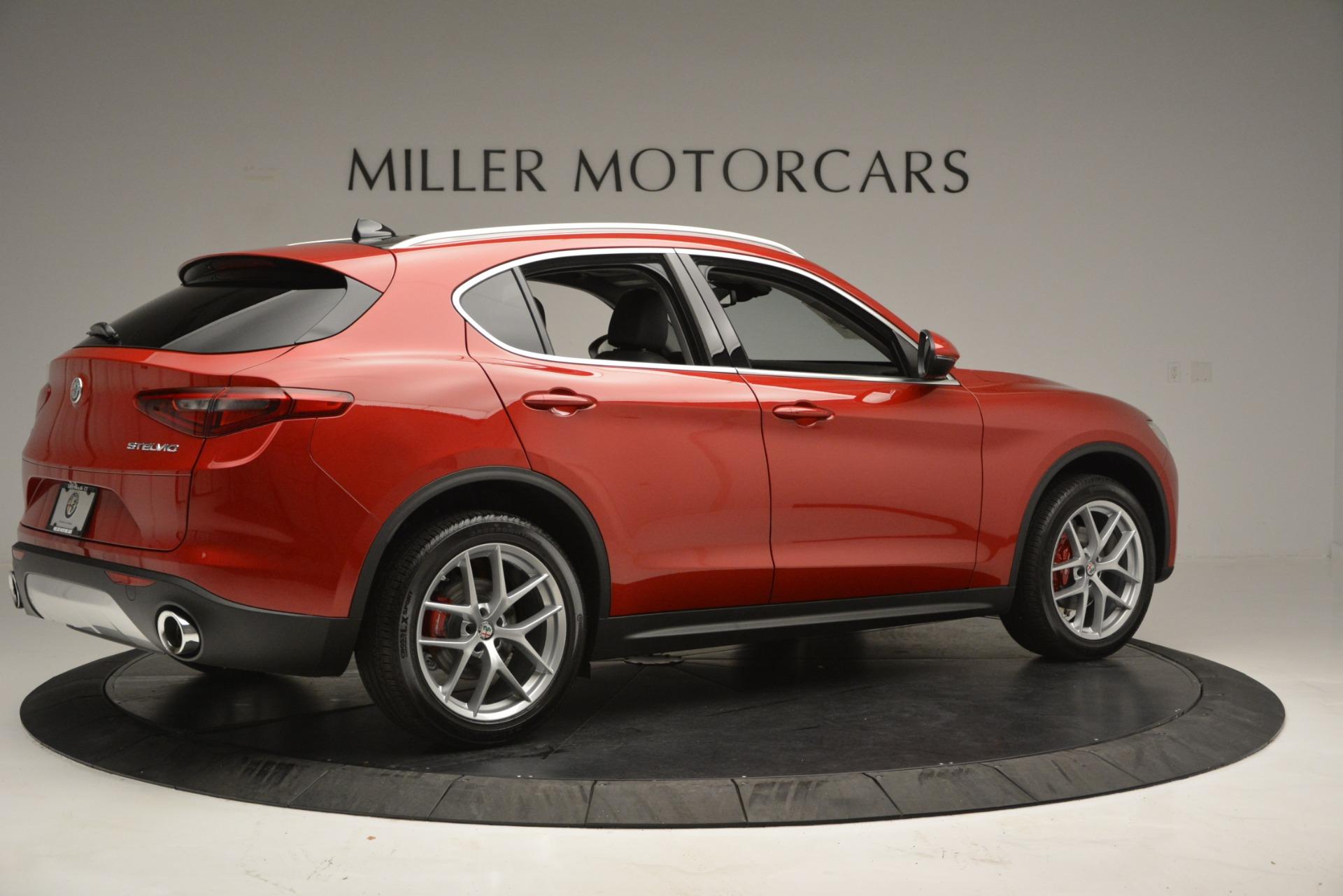 New 2018 Alfa Romeo Stelvio Ti Lusso Q4 For Sale In Greenwich, CT. Alfa Romeo of Greenwich, L502 2704_p8