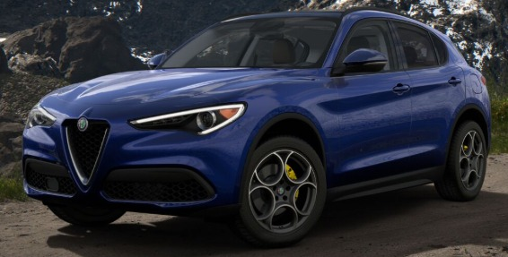 New 2019 Alfa Romeo Stelvio Q4 For Sale In Greenwich, CT. Alfa Romeo of Greenwich, L506 2708_main