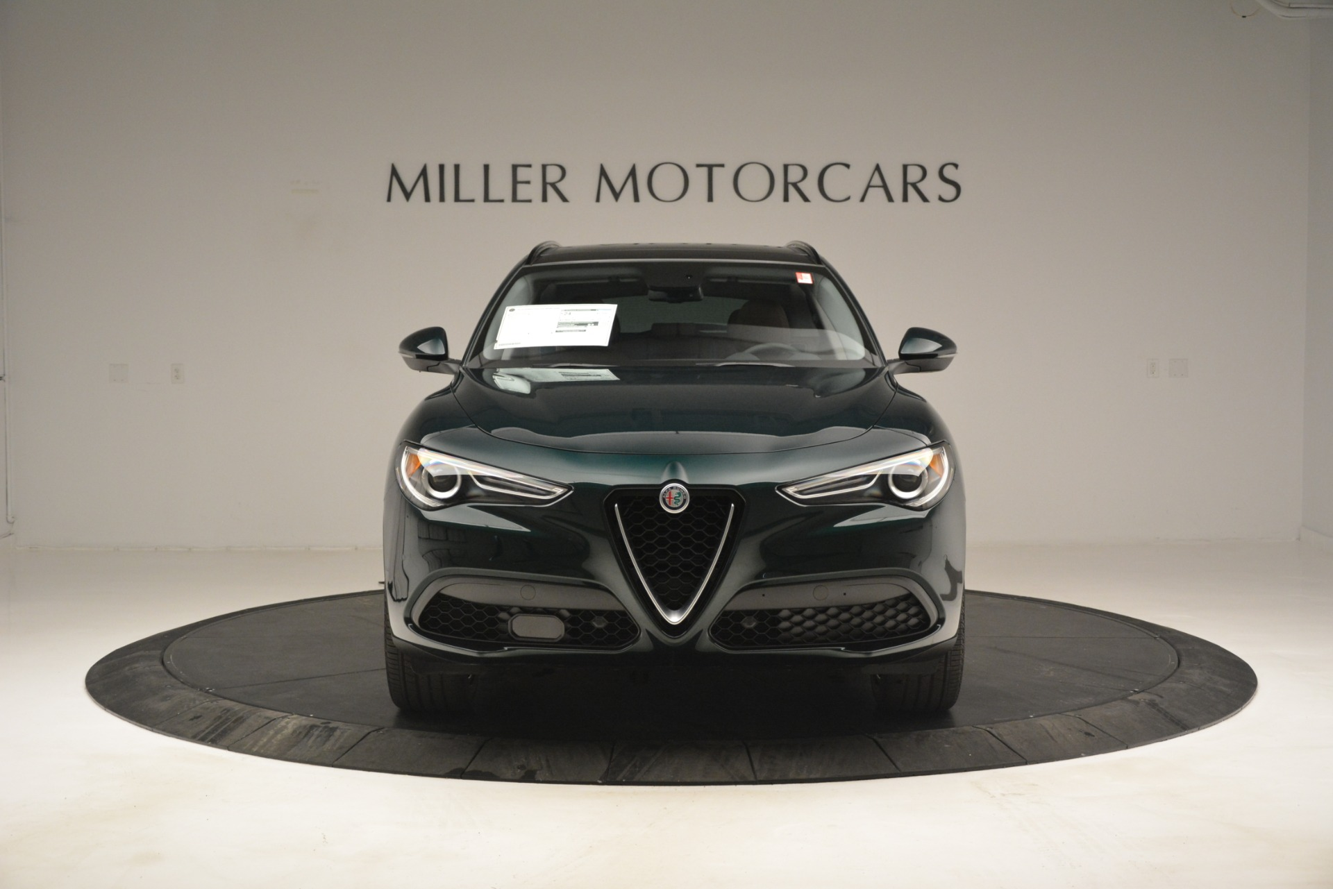 New 2019 Alfa Romeo Stelvio Sport Q4 For Sale In Greenwich, CT. Alfa Romeo of Greenwich, L507 2709_p12
