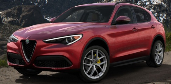 New 2018 Alfa Romeo Stelvio Ti Lusso Q4 For Sale In Greenwich, CT. Alfa Romeo of Greenwich, LW260