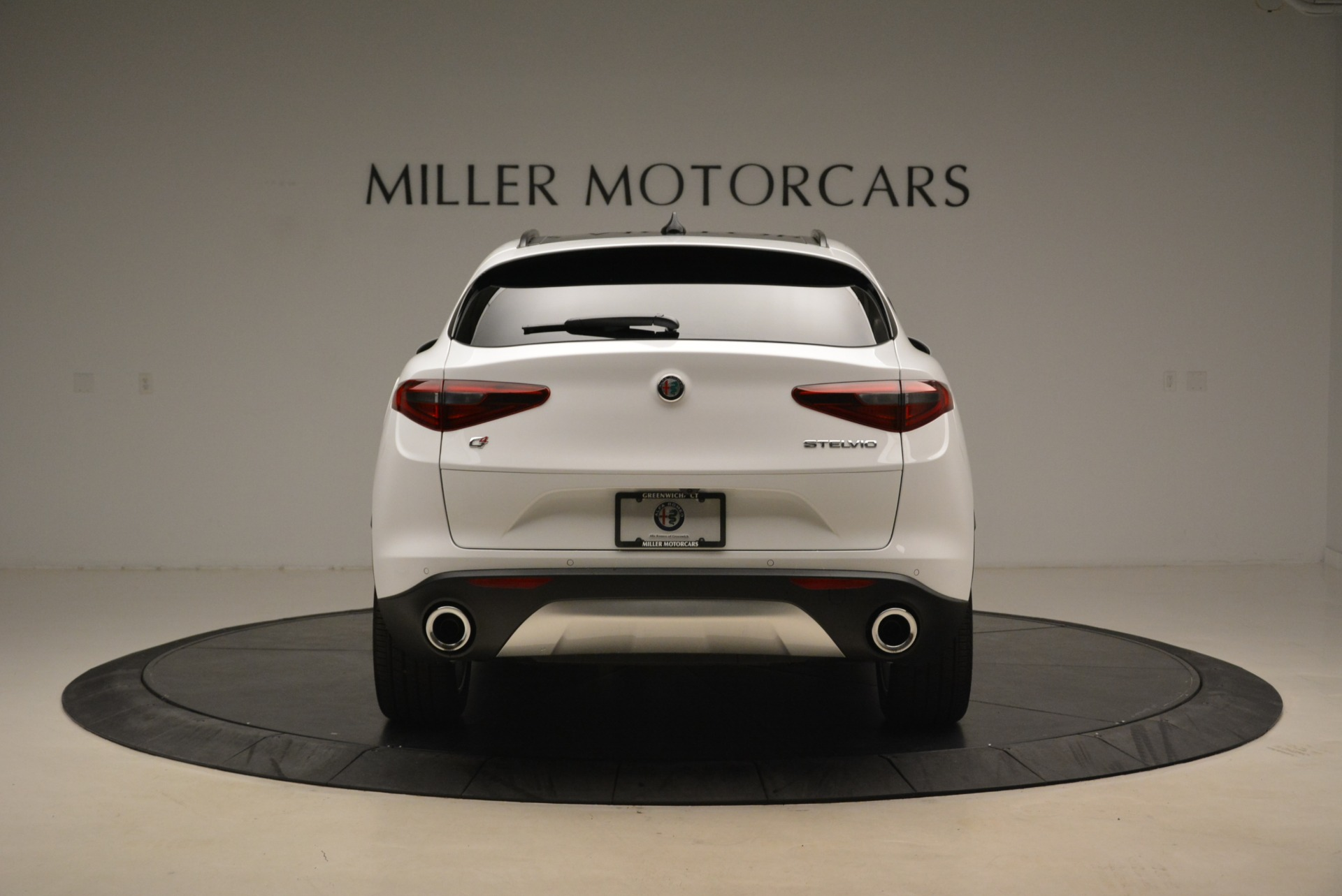 New 2019 Alfa Romeo Stelvio Ti Sport Q4 For Sale In Greenwich, CT. Alfa Romeo of Greenwich, LW261 2713_p6