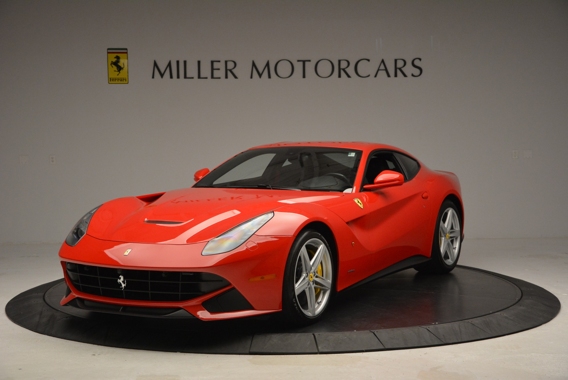 Used 2015 Ferrari F12 Berlinetta  For Sale In Greenwich, CT. Alfa Romeo of Greenwich, 4514 2717_main